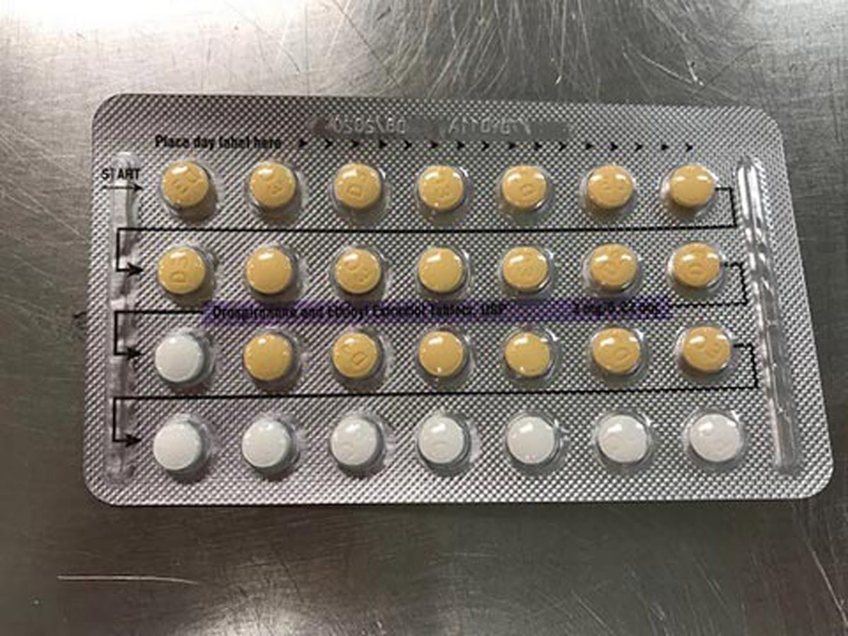Birth Control Pills Recalled Because Women Could Be Taking Placebos and Possibly Get Pregnant