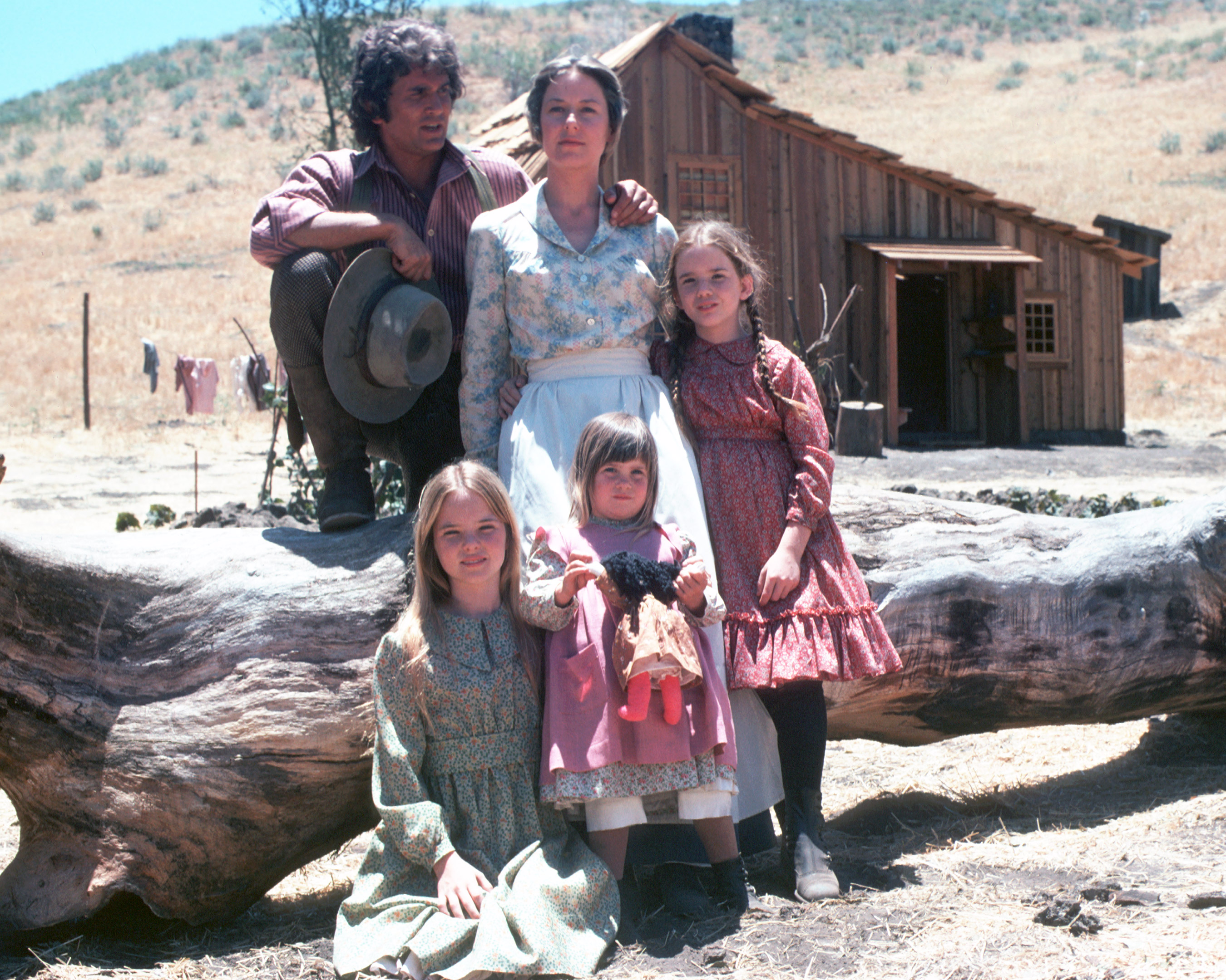 All 9 Seasons of Little House on the Prairie Are Now Streaming on Amazon Prime