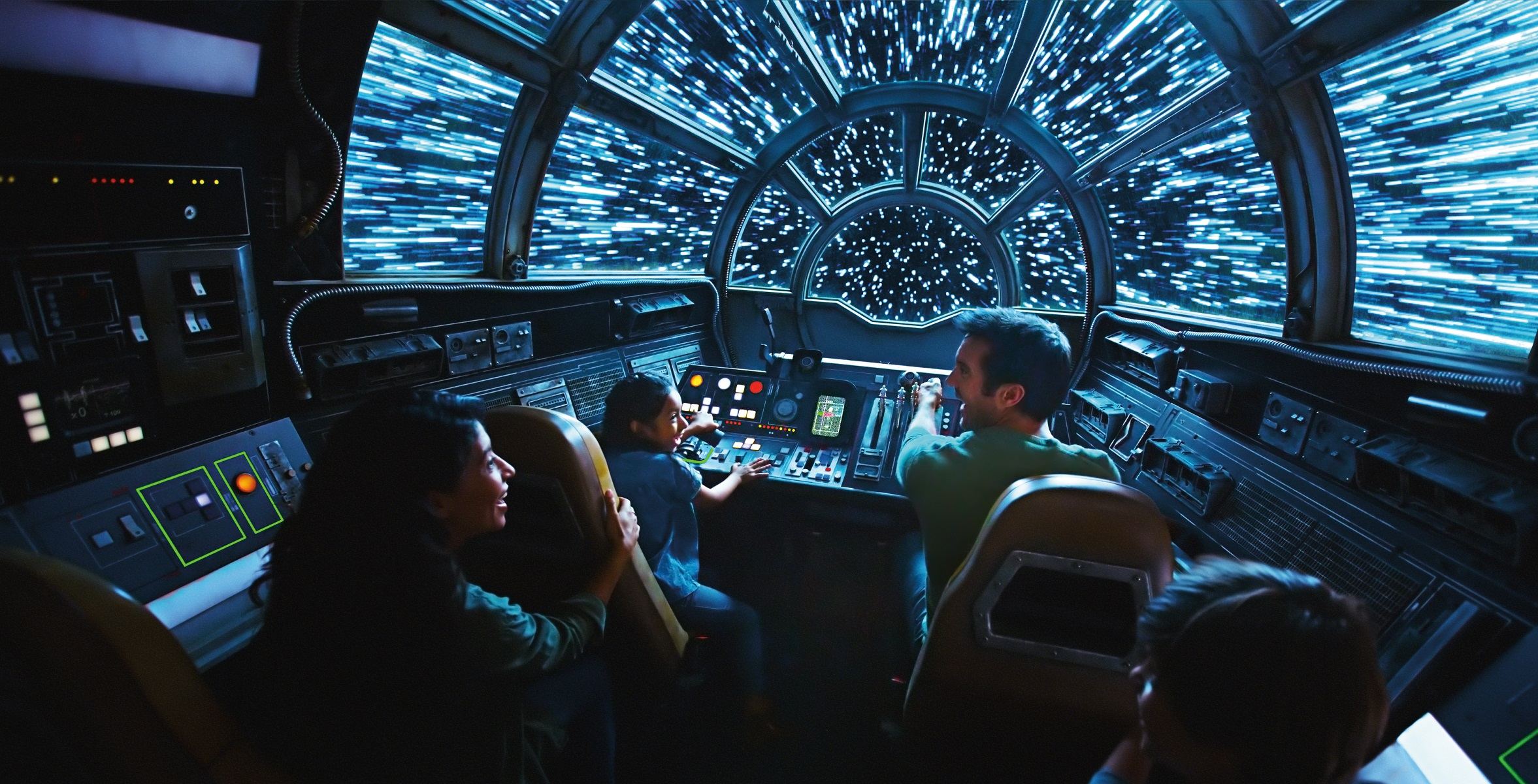 Star Wars Galaxys Edge Rise of the Resistance Attraction
