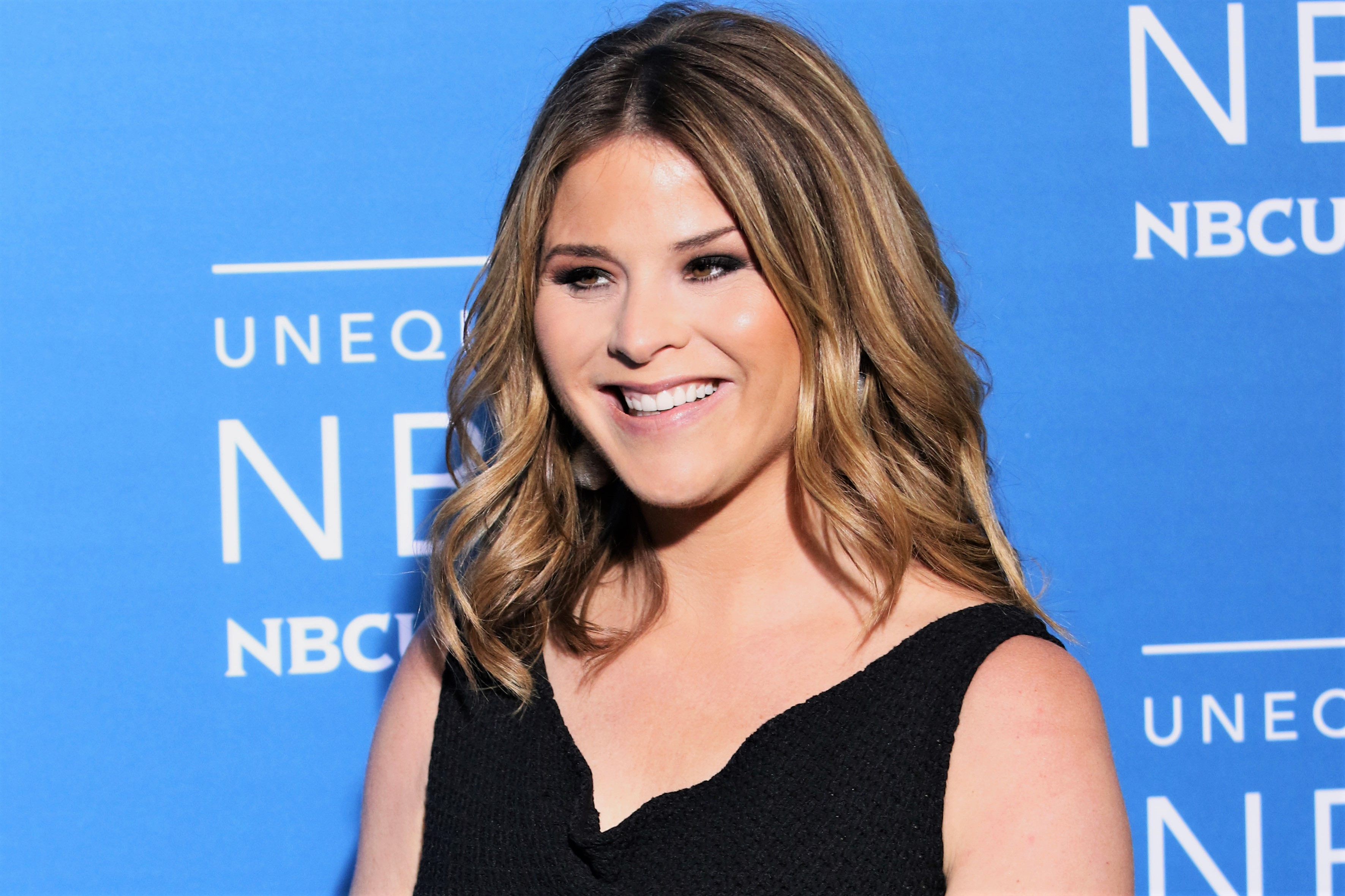 Surprise! Jenna Bush Hager Is 'Very Pregnant' with Her Third Child