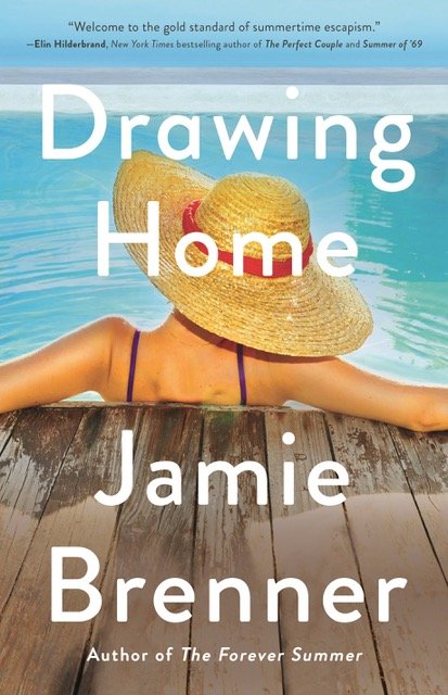 Jamie Brenner, DRAWING HOME