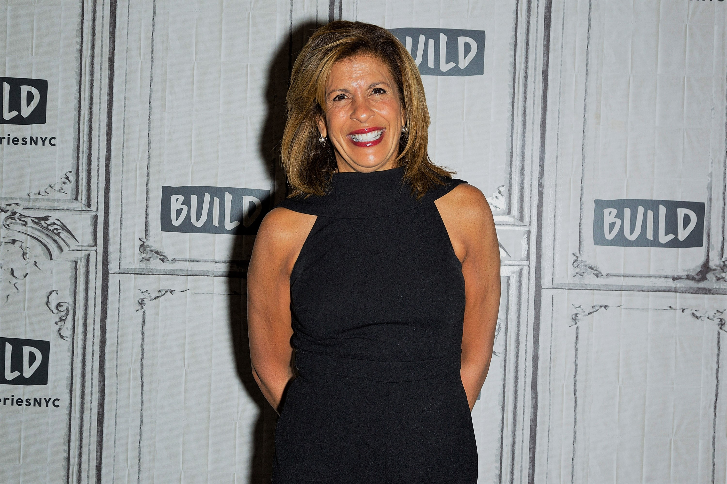 Haley Is a Big Sister! Hoda Kotb Adopts Daughter Hope Catherine