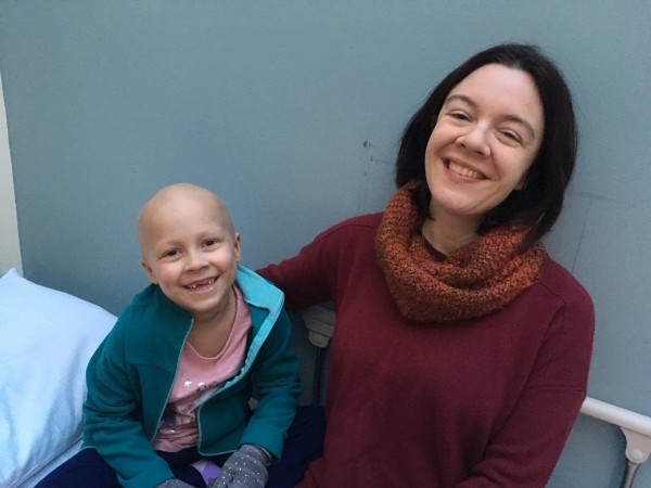 How I Navigated My Daughter's Cancer Diagnosis