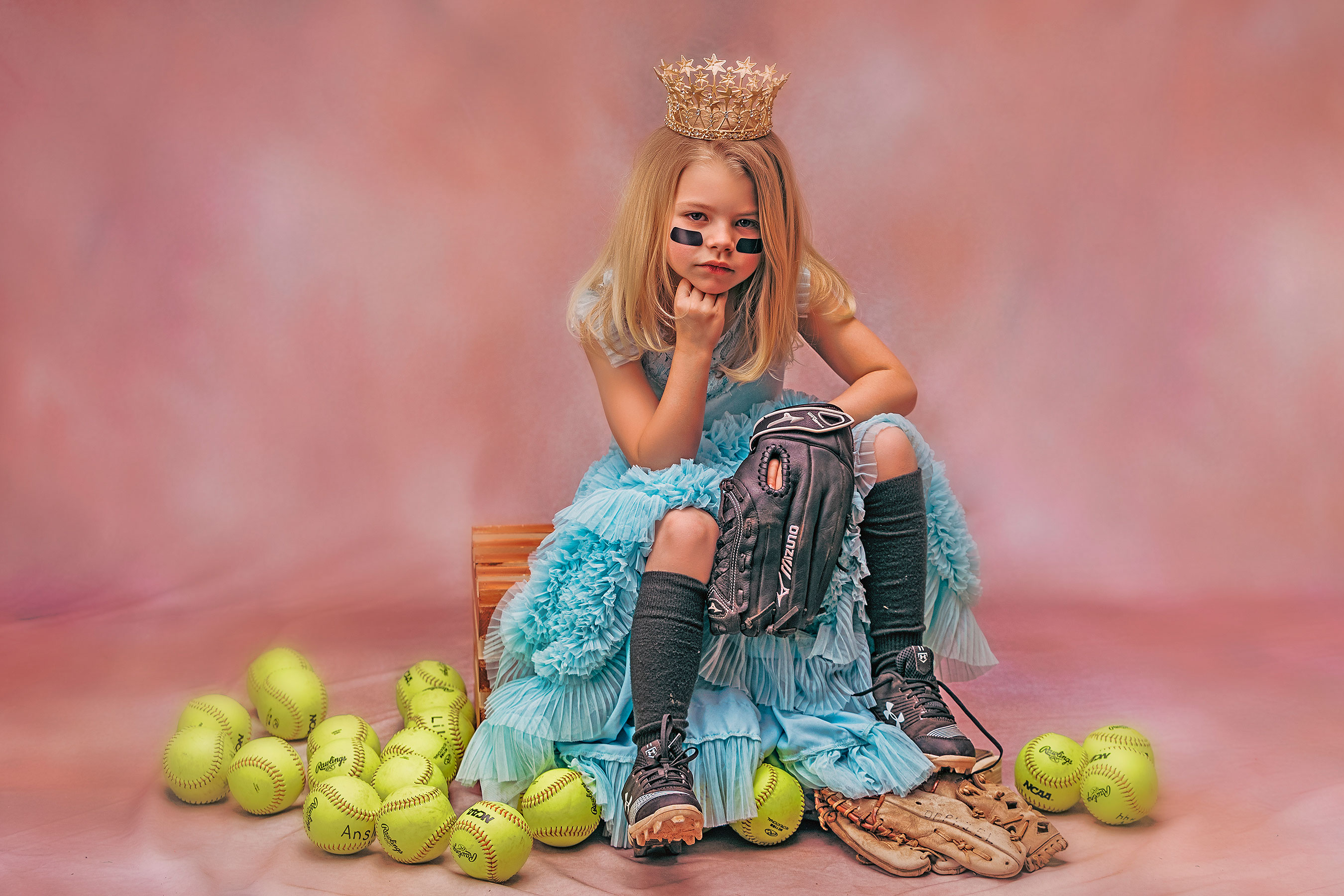 Athlete Princesses 1