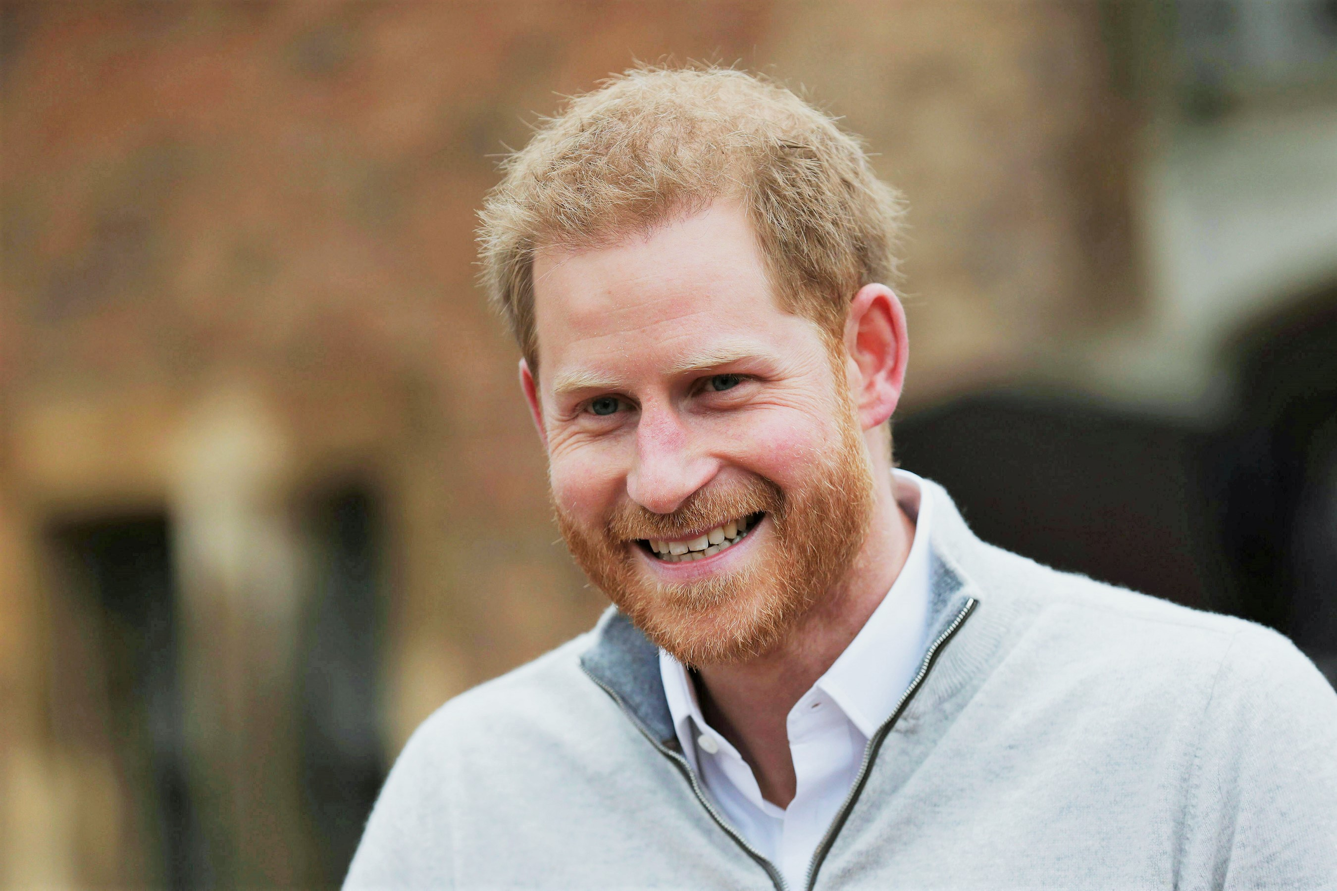 Prince Harry Gushes That Meghan Markle's Delivery of Baby Boy Is 'Beyond Comprehension'