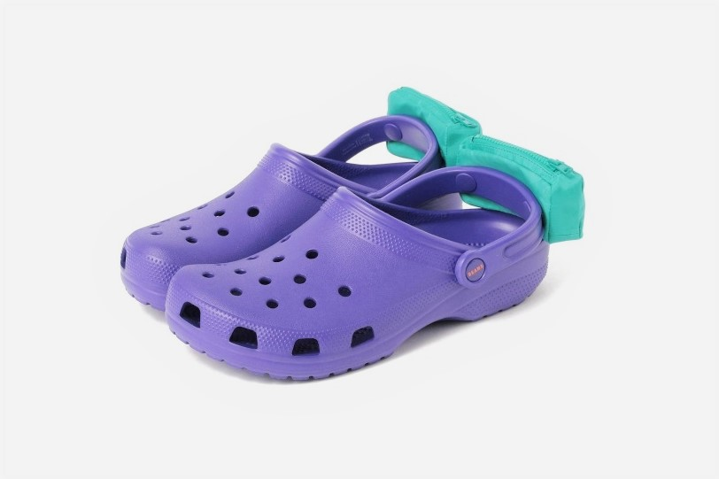 Crocs Releases New Shoe Collaboration Featuring Fanny Packs for Your Feet