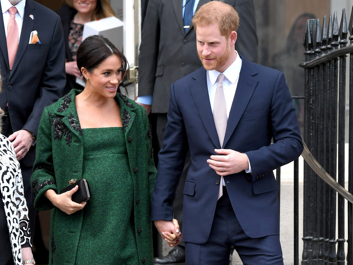 Prince Harry and Meghan Markle's Baby Set Quite the Royal Record