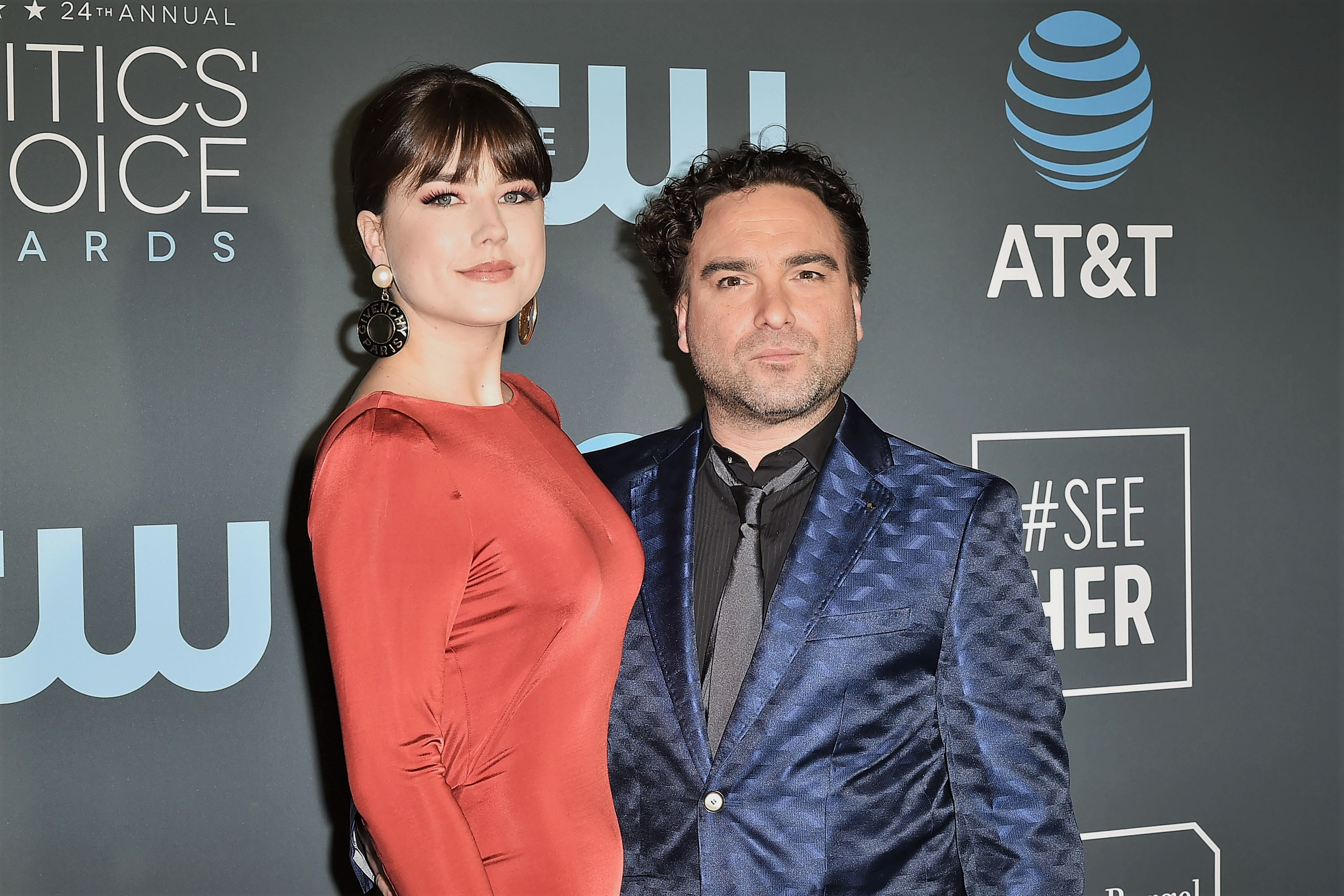 Bazinga! Big Bang Theory's Johnny Galecki and Girlfriend Alaina Meyer Expecting First Child