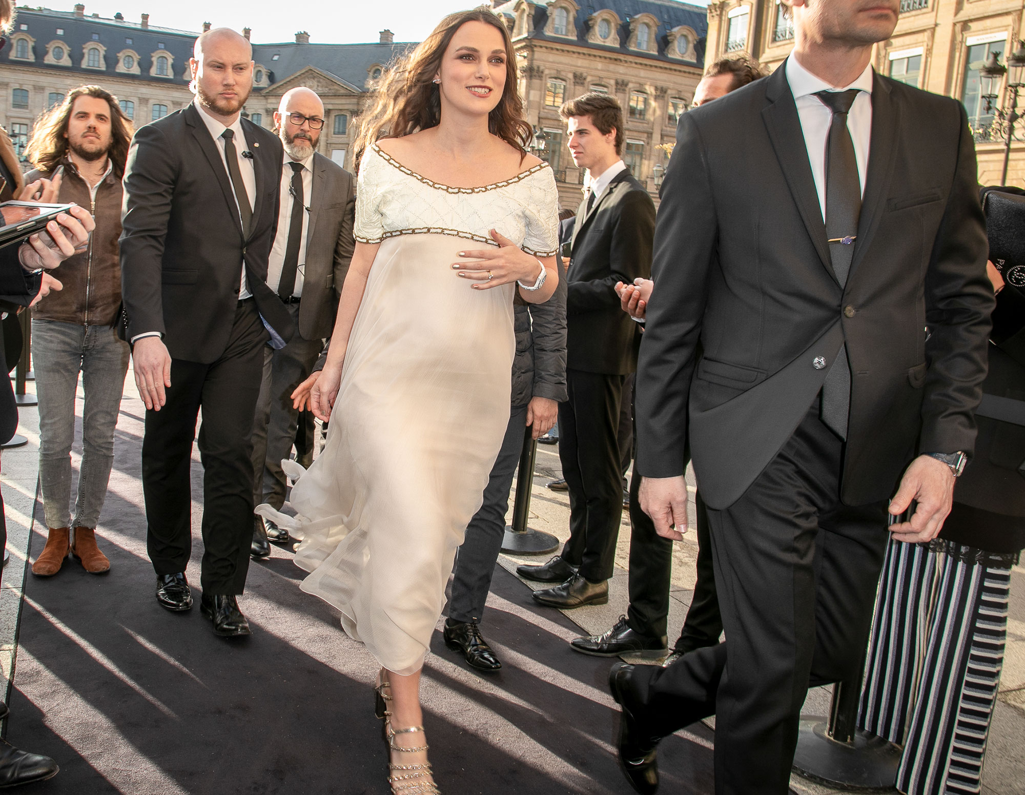 Keira Knightley Is Pregnant and Expecting Second Child with Husband James Righton