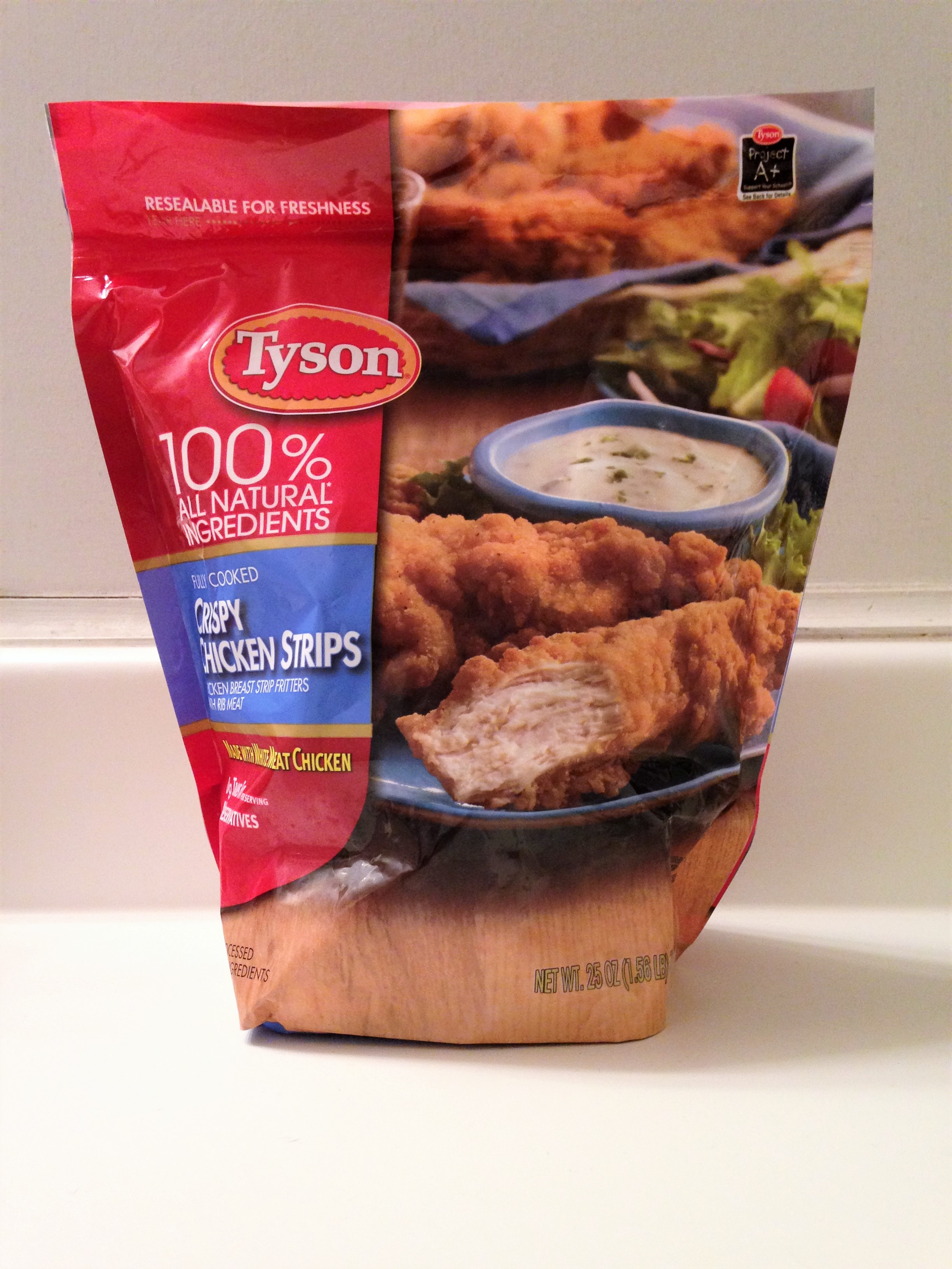 Tyson Recalls Nearly 12 Million Pounds of Chicken Strips Because They Might Contain Metal