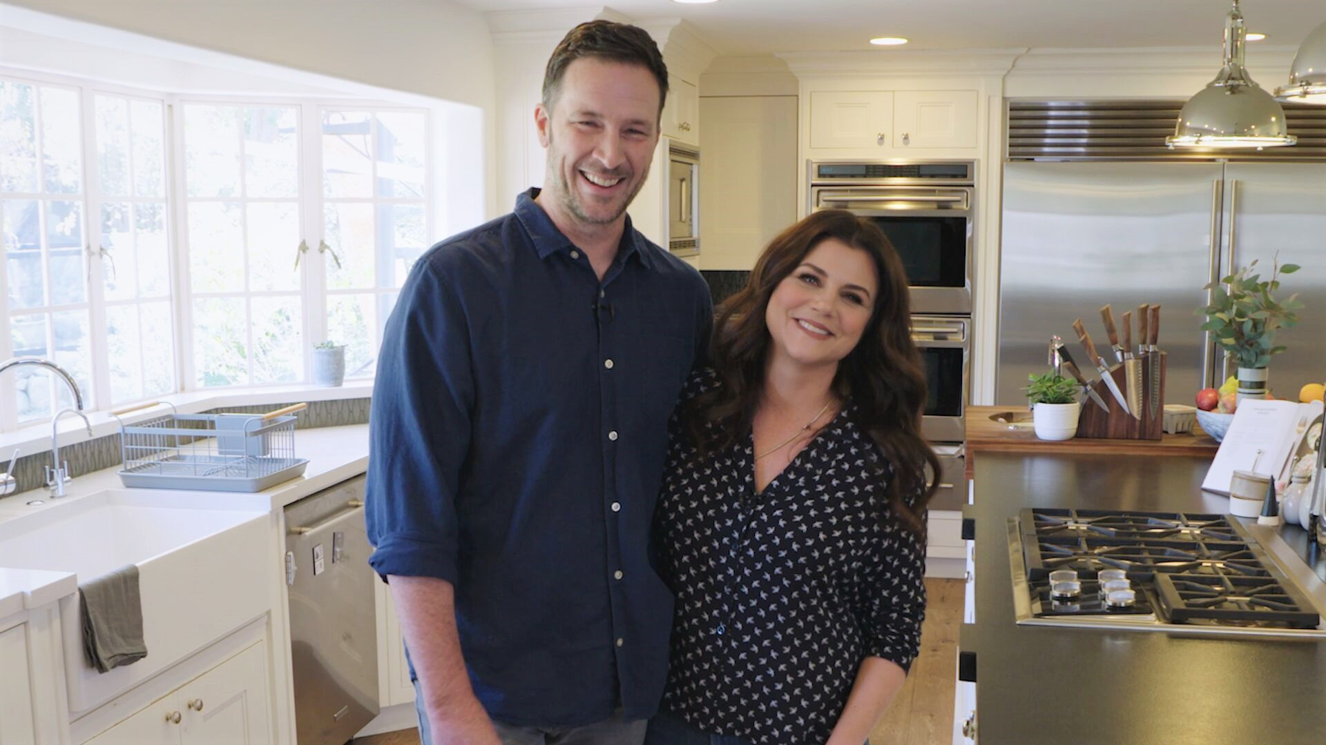 Tiffani Thiessen Shares Her Genius Secret to Avoiding Screen Time With Kids