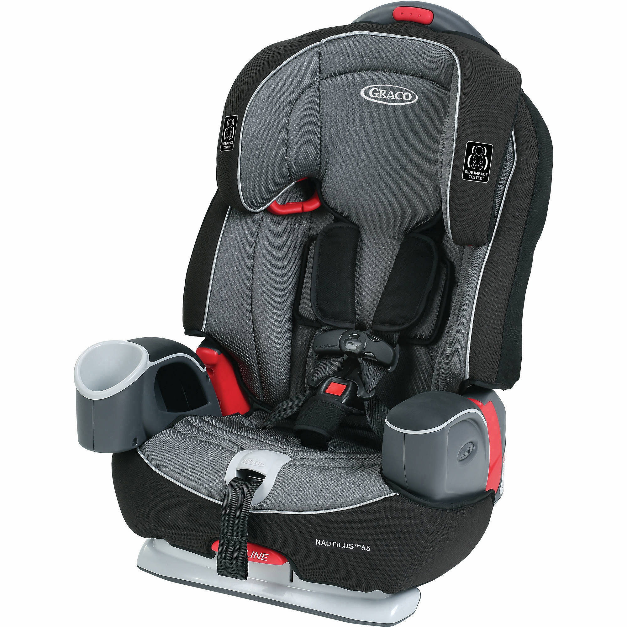Graco Nautilus 3-in-1 Harness Booster Car Seat