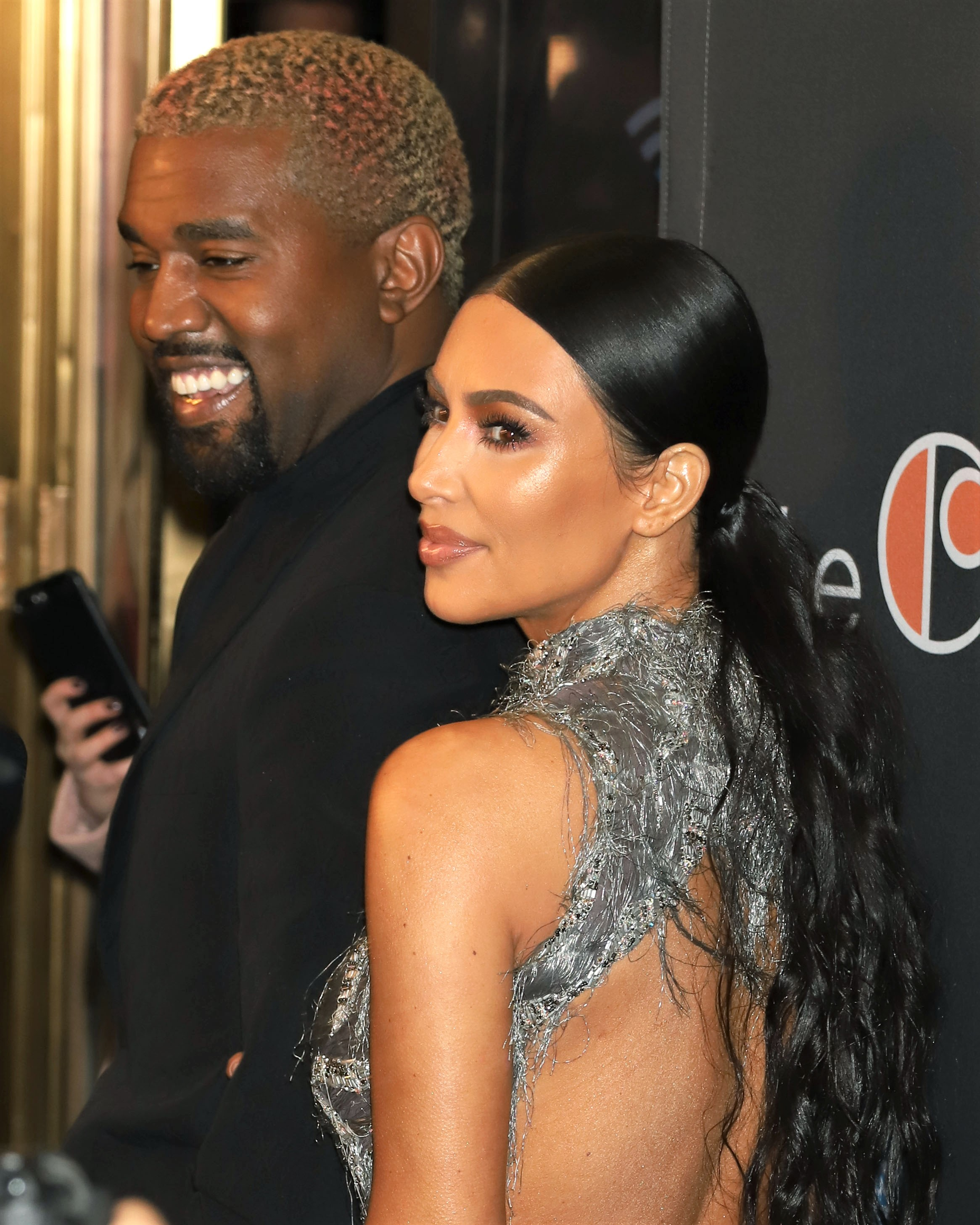 A Showstopper! North West Adorably Takes the Mic at Dad Kanye West's Sunday Service