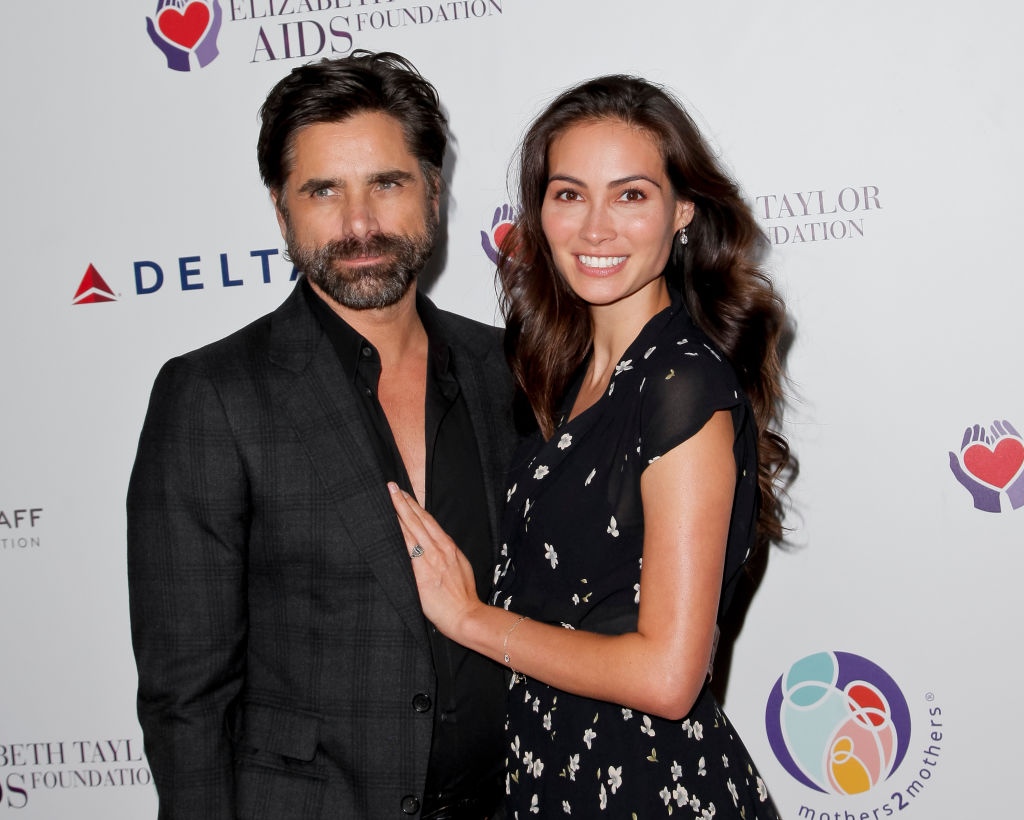 John Stamos & His Fiancée Caitlin McHugh Are Expecting Their First Baby