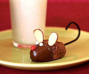 Mouse Macaroon