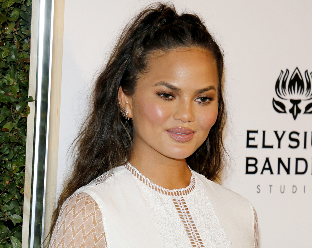 Chrissy Teigen Says Luna Will Have Final Say on Getting Her Ears Pierced