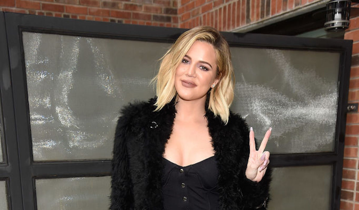 Khloé Kardashian Apparently Has Sole Custody of Her New Baby Daughter