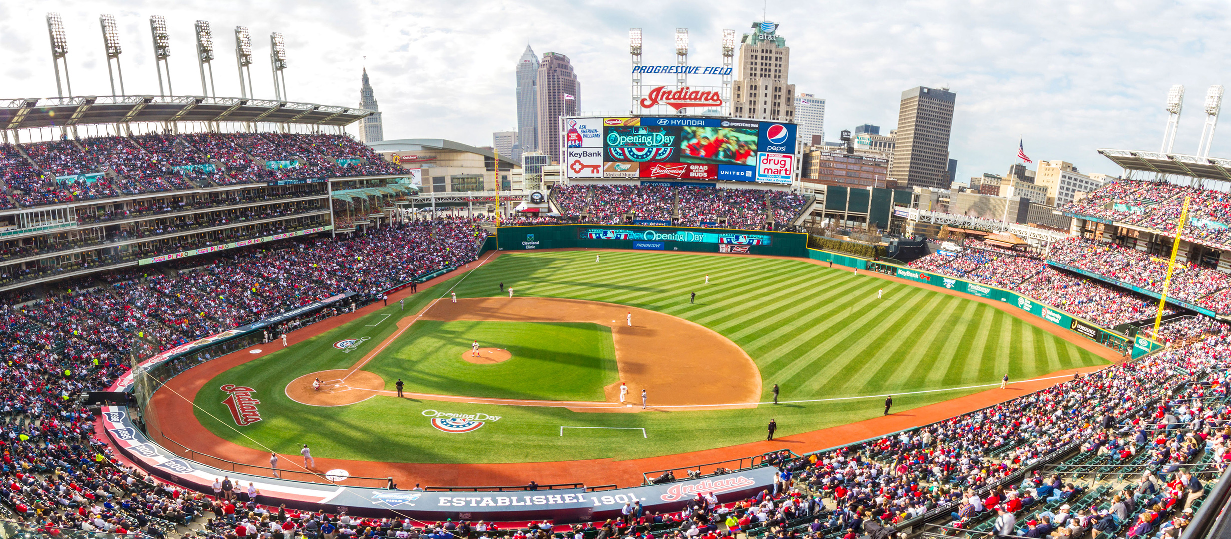 How to Plan a Baseball Stadium Road Trip This Summer