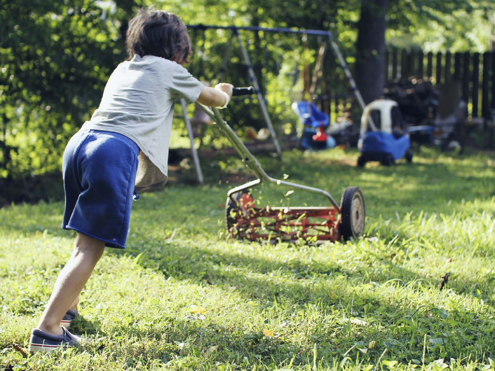 Why Kids Raised Doing Chores Grow up to Be More Successful Adults