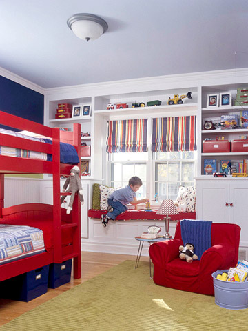 Parents & A Classic-Style Boy\u0027s Room | Parents