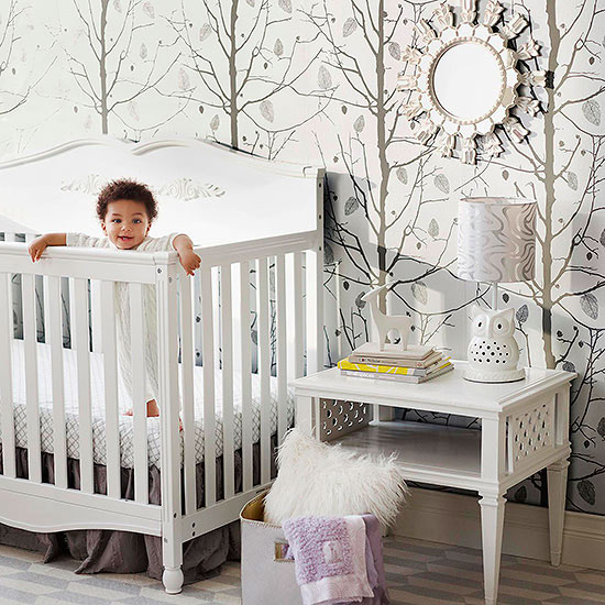 7 Cool Gadgets For The Baby's Nursery