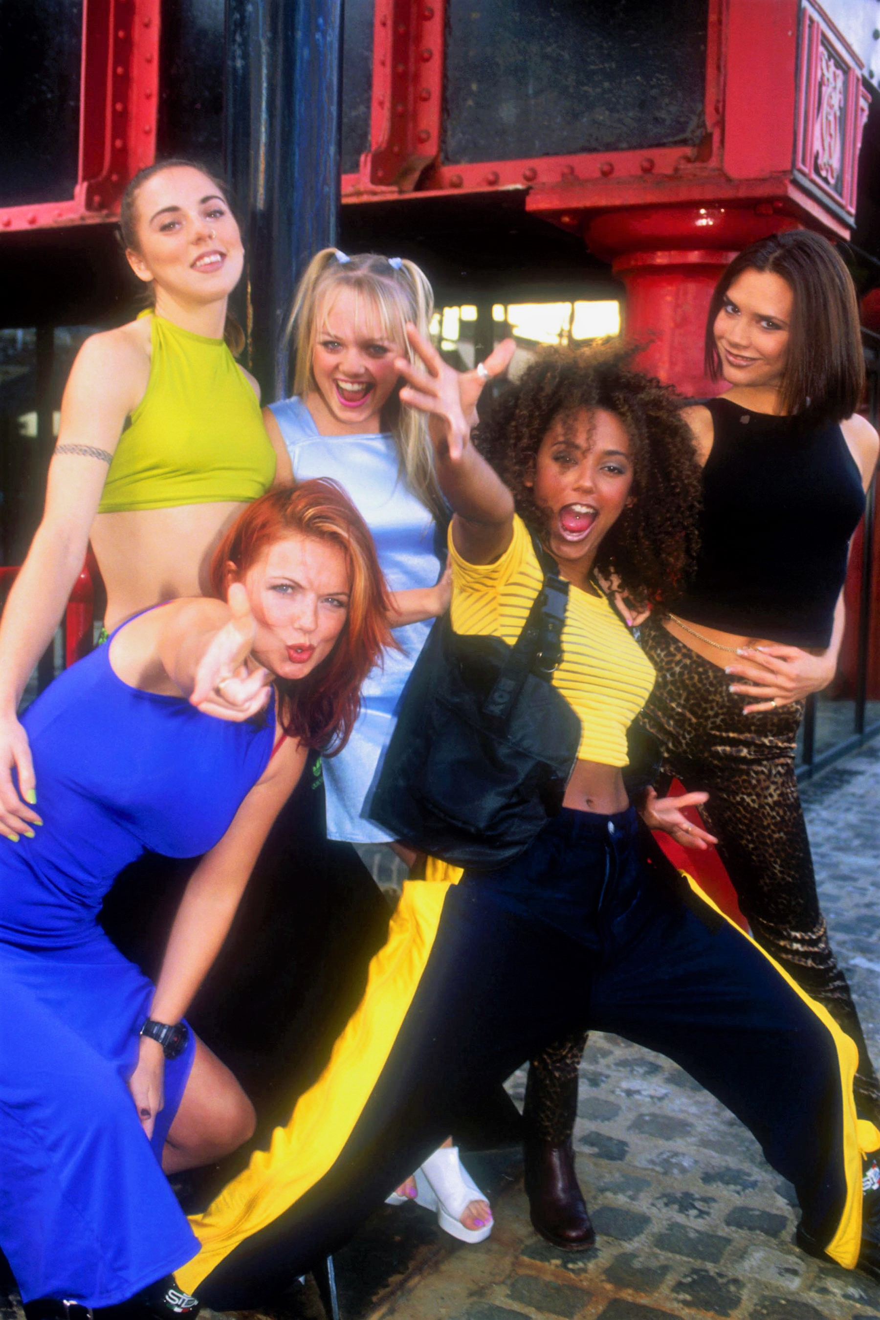 A New Spice Girls Movie Is in the Works with All Five Members — Yes, Even Posh
