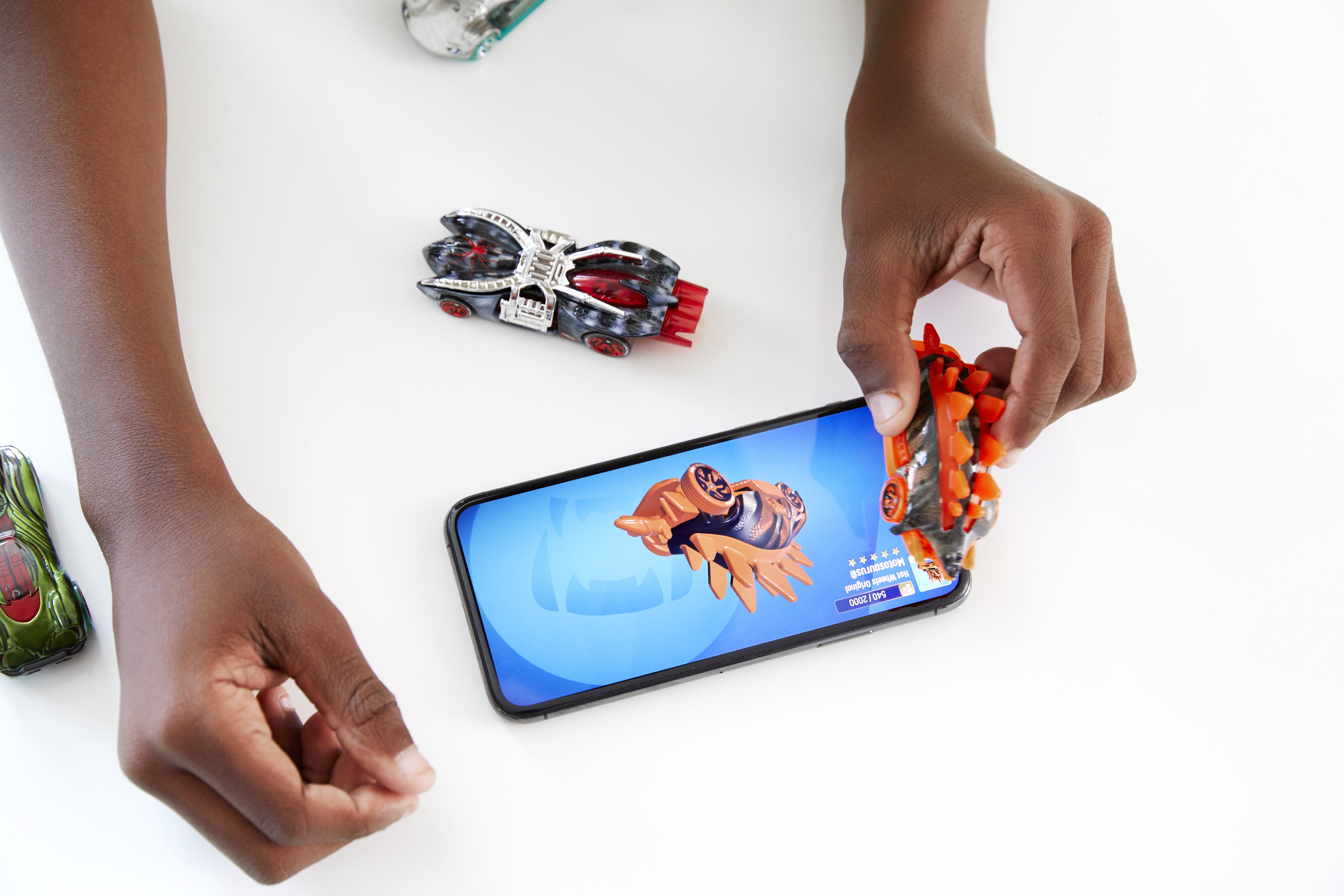 Hot Wheels Got a Major Digital Upgrade That Lets You Blend Video Games with Real Life