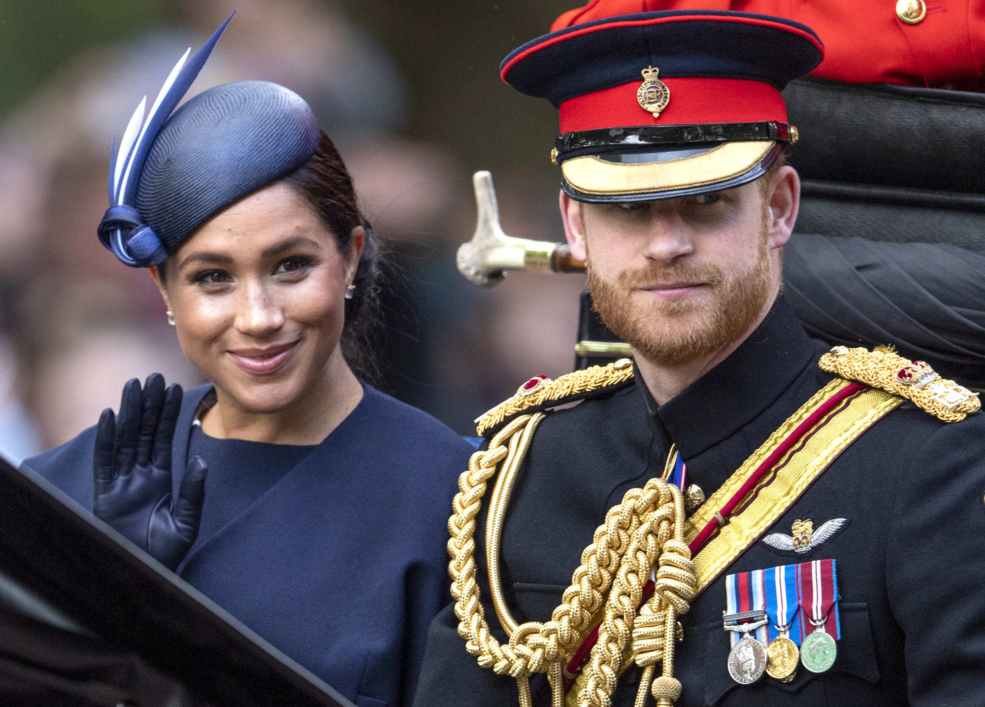 Archie's Christening Date Revealed! Here's When We'll See Meghan Markle and Prince Harry's Son