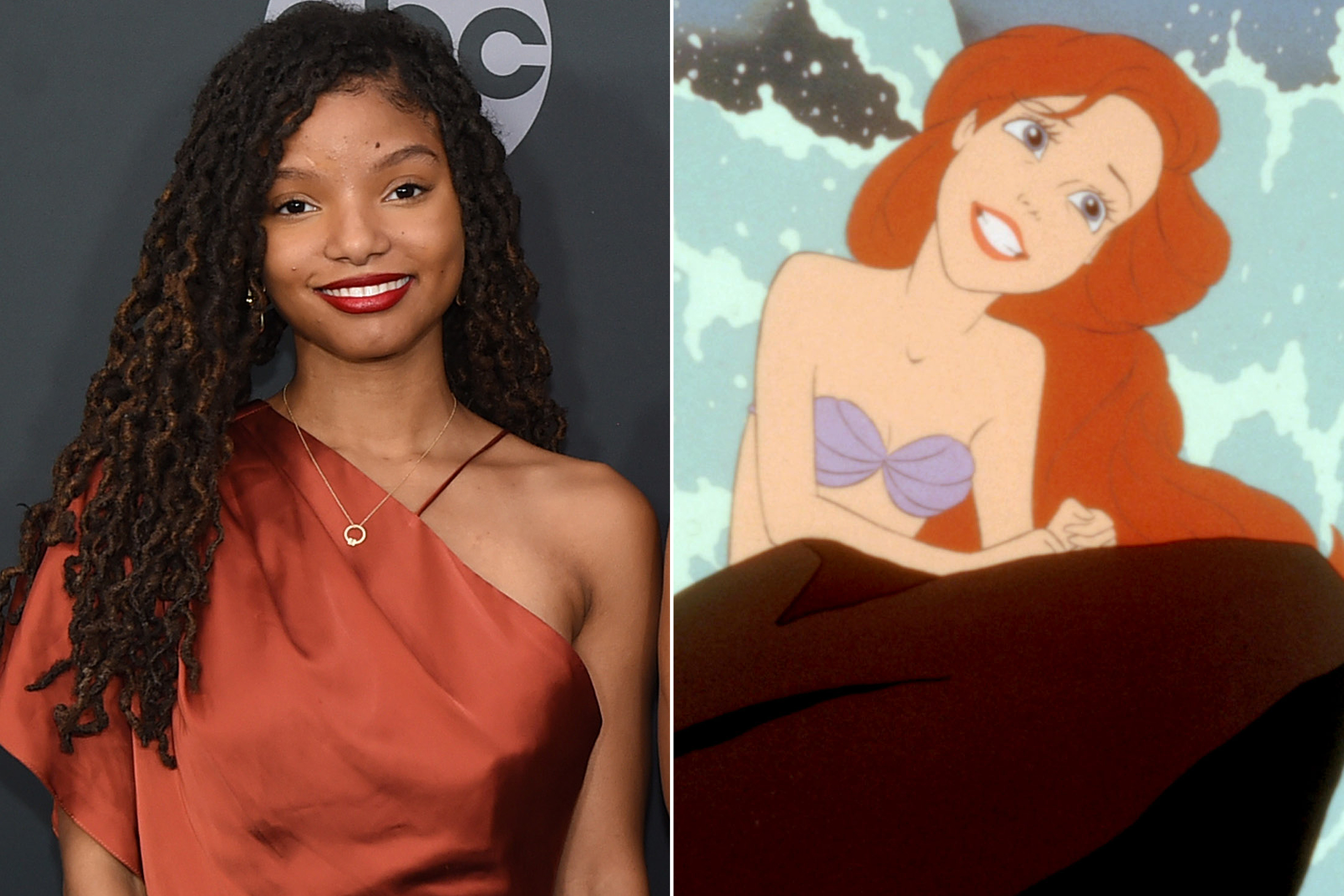 Disney Has Found Its Live-Action Little Mermaid! R&B Singer Halle Bailey Cast as Ariel in Remake