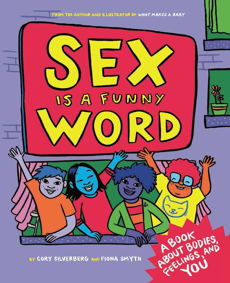 Sex-Is-a-Funny-Word-Book