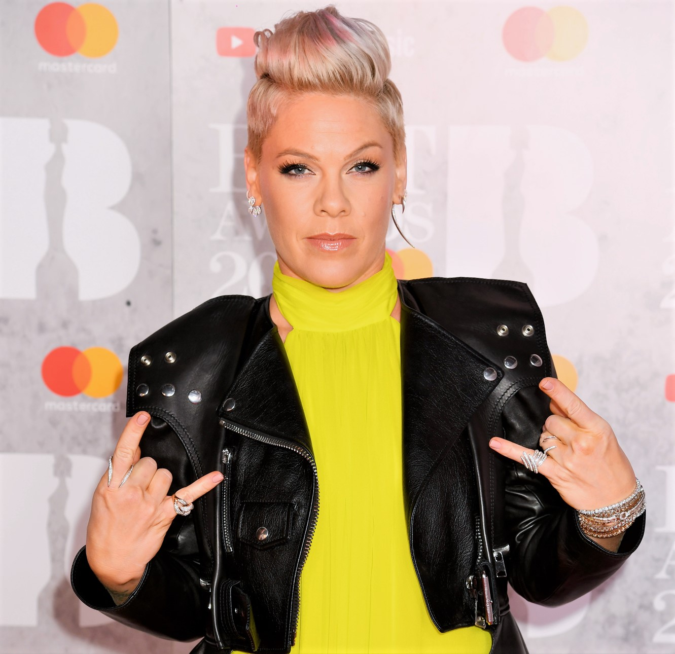 Pink Blasts the 'Parenting Police' in Sassy Instagram Post of Her Kids
