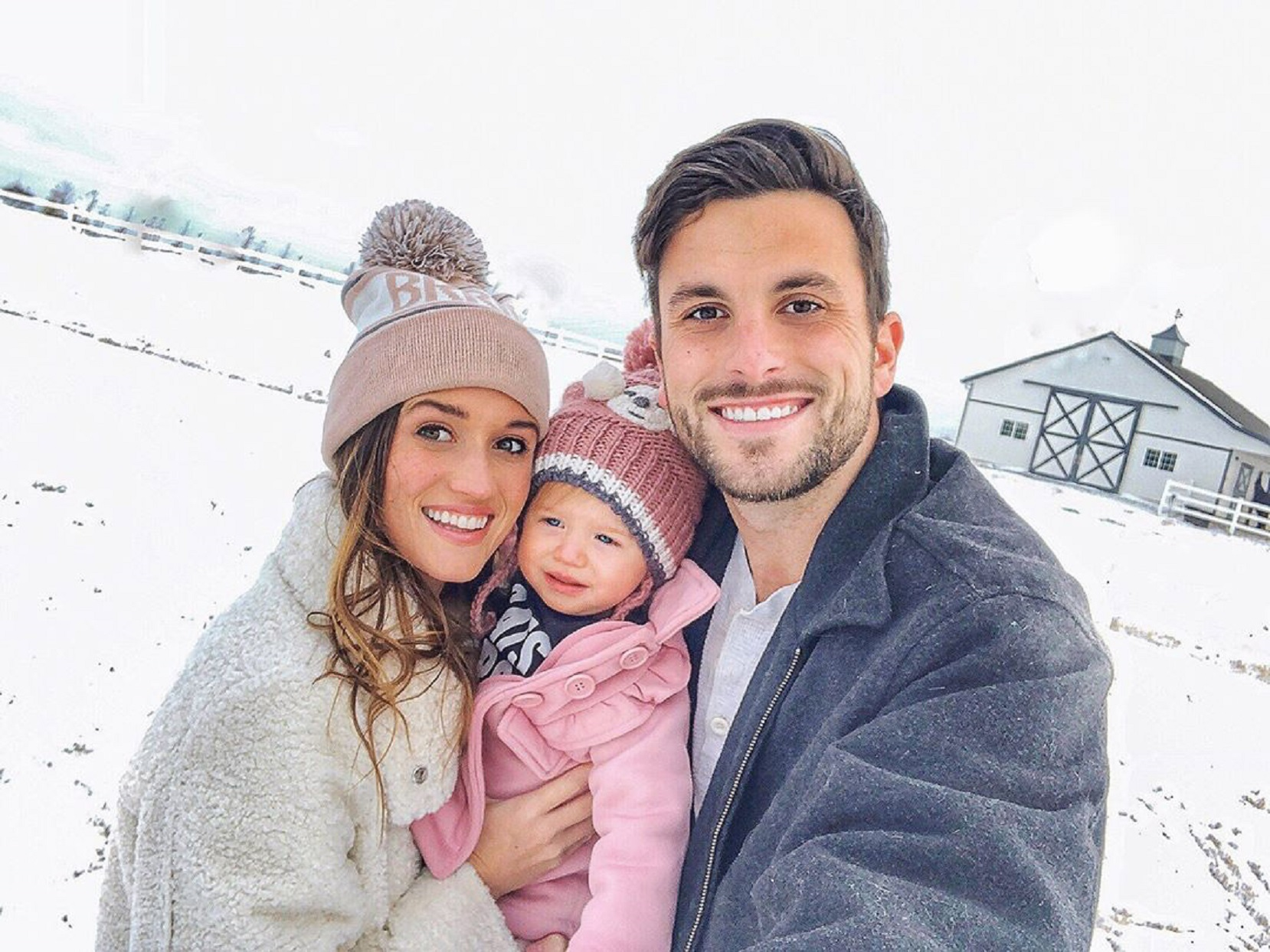 Pregnant Jade Roper Tolbert Slams Followers for Saying Her Daughter Is 'Showing Signs of Autism'