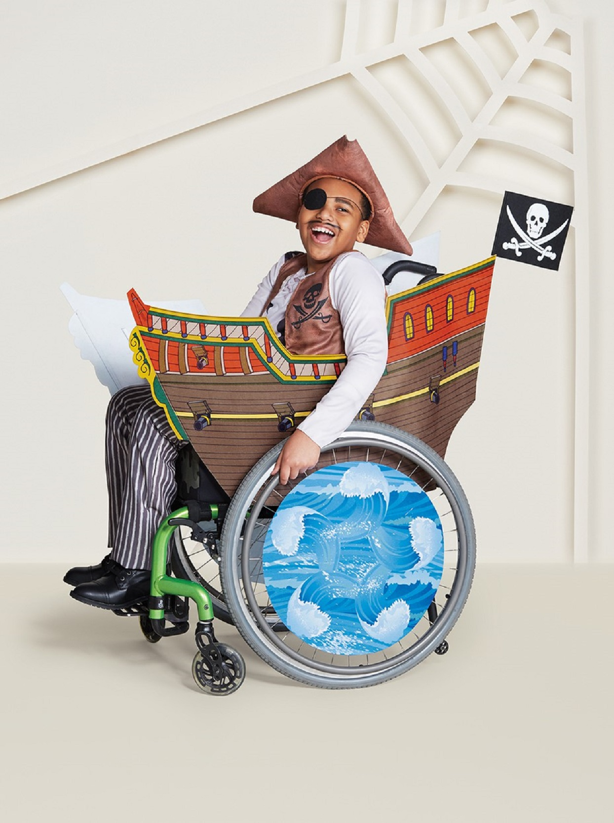 Target Just Released Adaptive Halloween Costumes for Kids with Disabilities