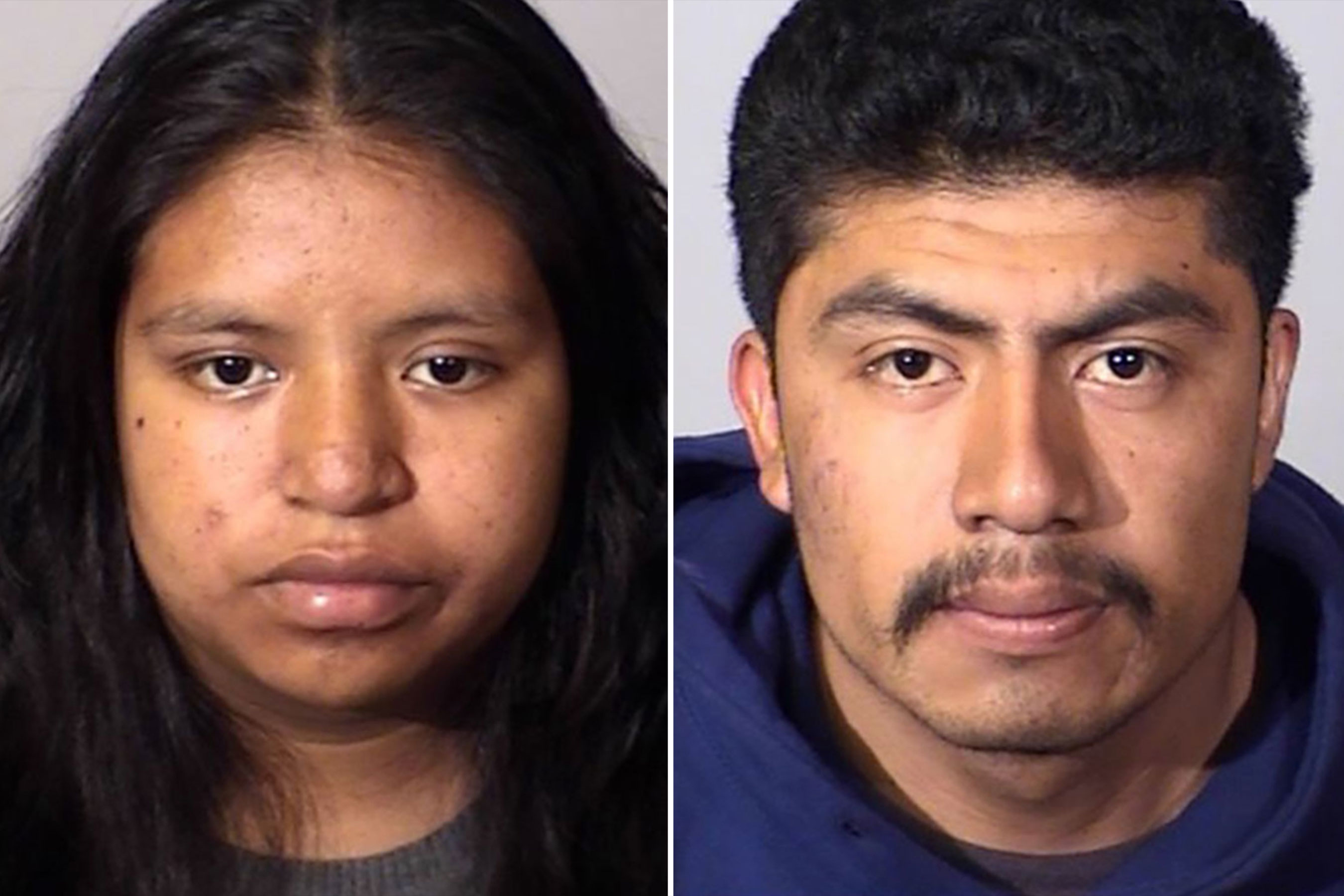 California Couple Allegedly Strangled Newborn in Hospital Room Shortly After Mom Gave Birth