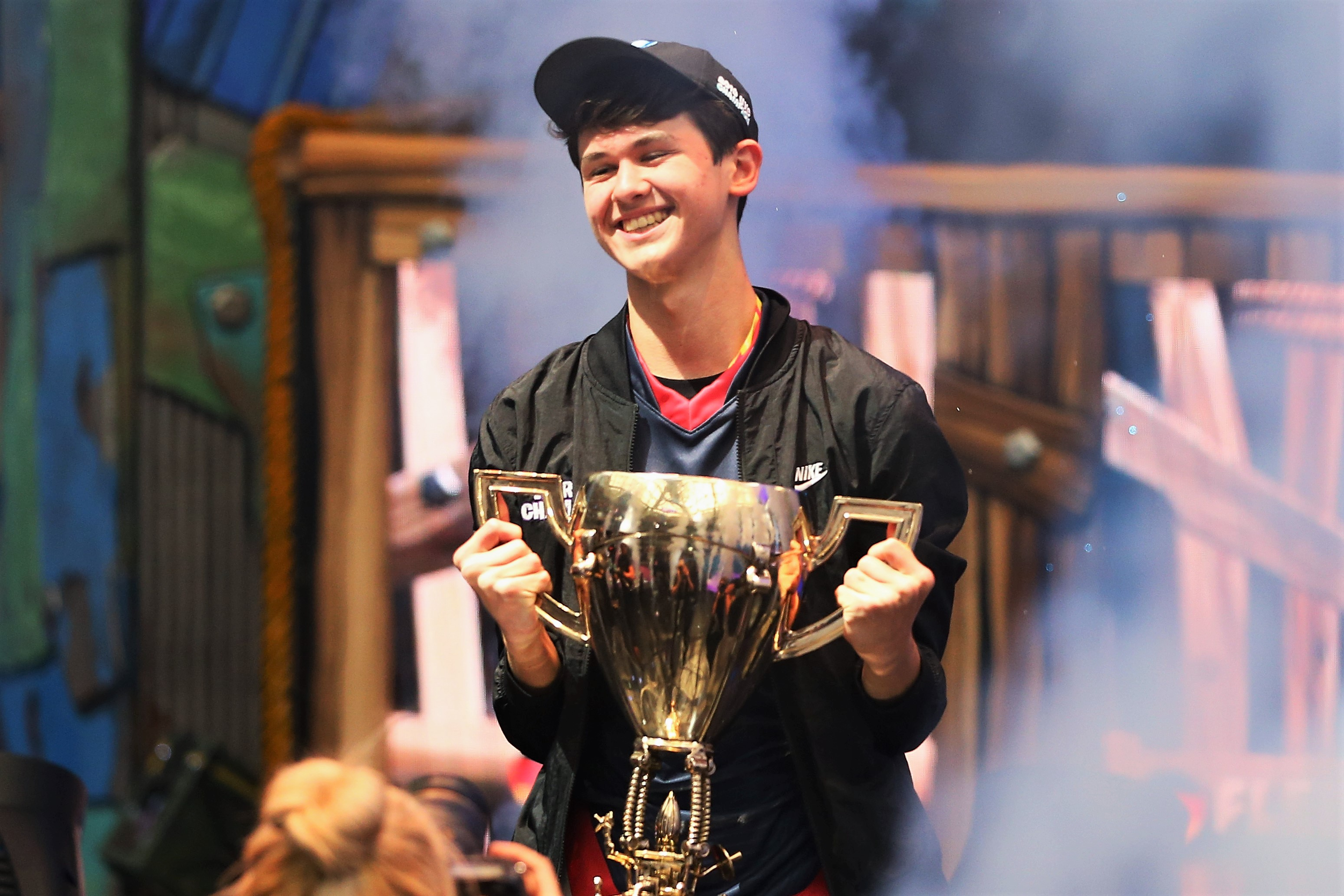 A Pennsylvania Teenager Just Won $3 Million in the First-Ever Fortnite World Cup