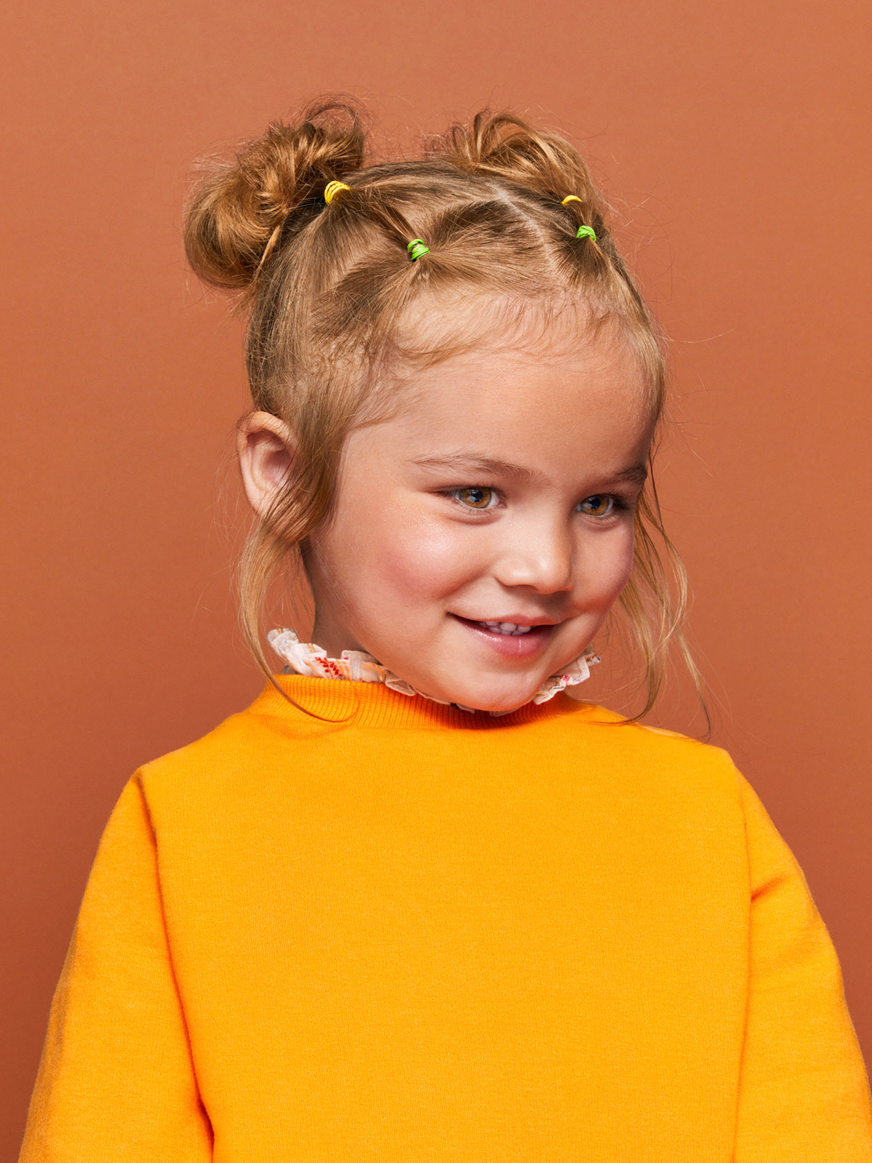 5 Kids' Hairstyling Secrets