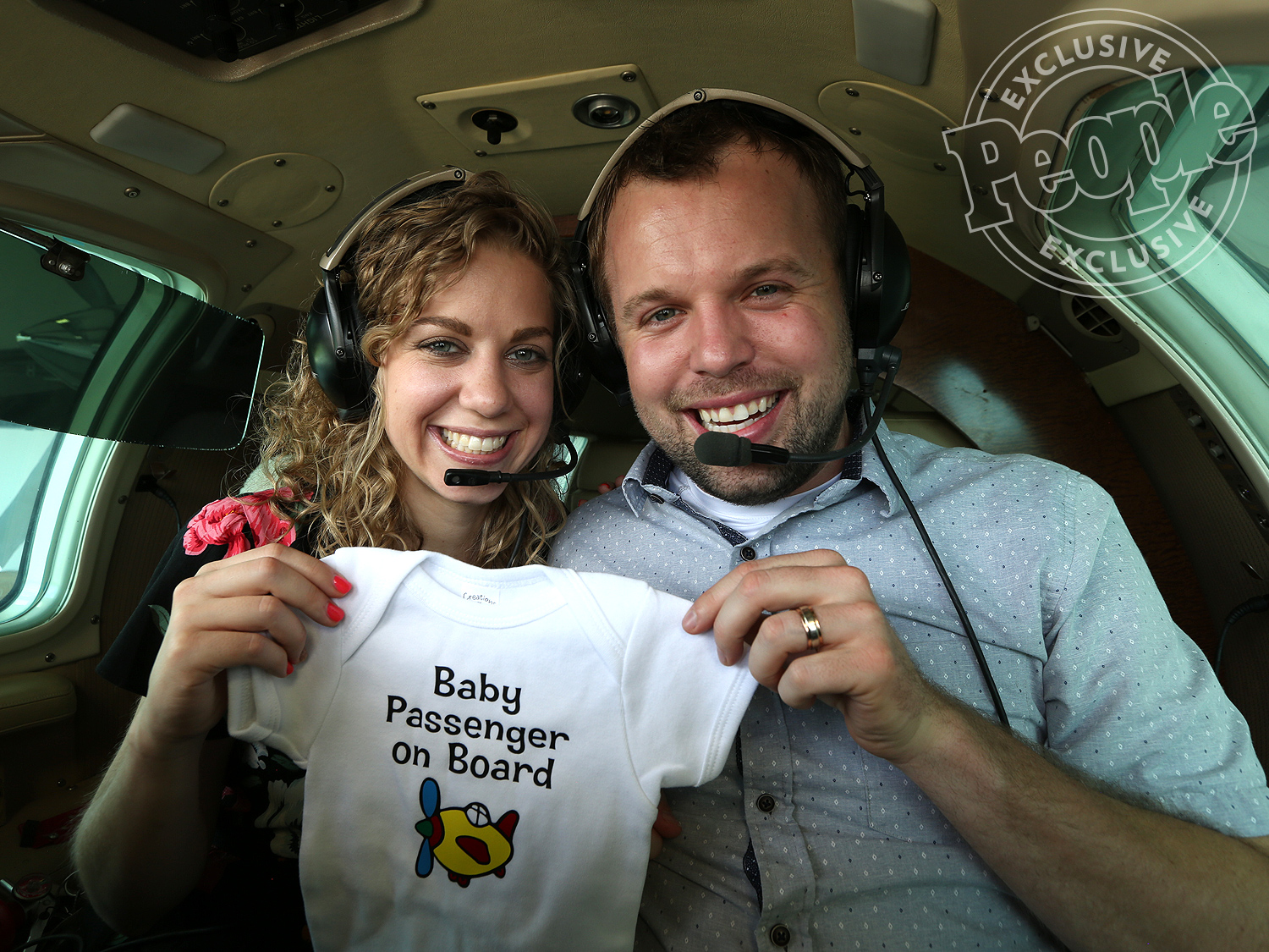 John David Duggar and Wife Abbie Burnett Expecting Their First Child: 'We Are on Cloud 9'
