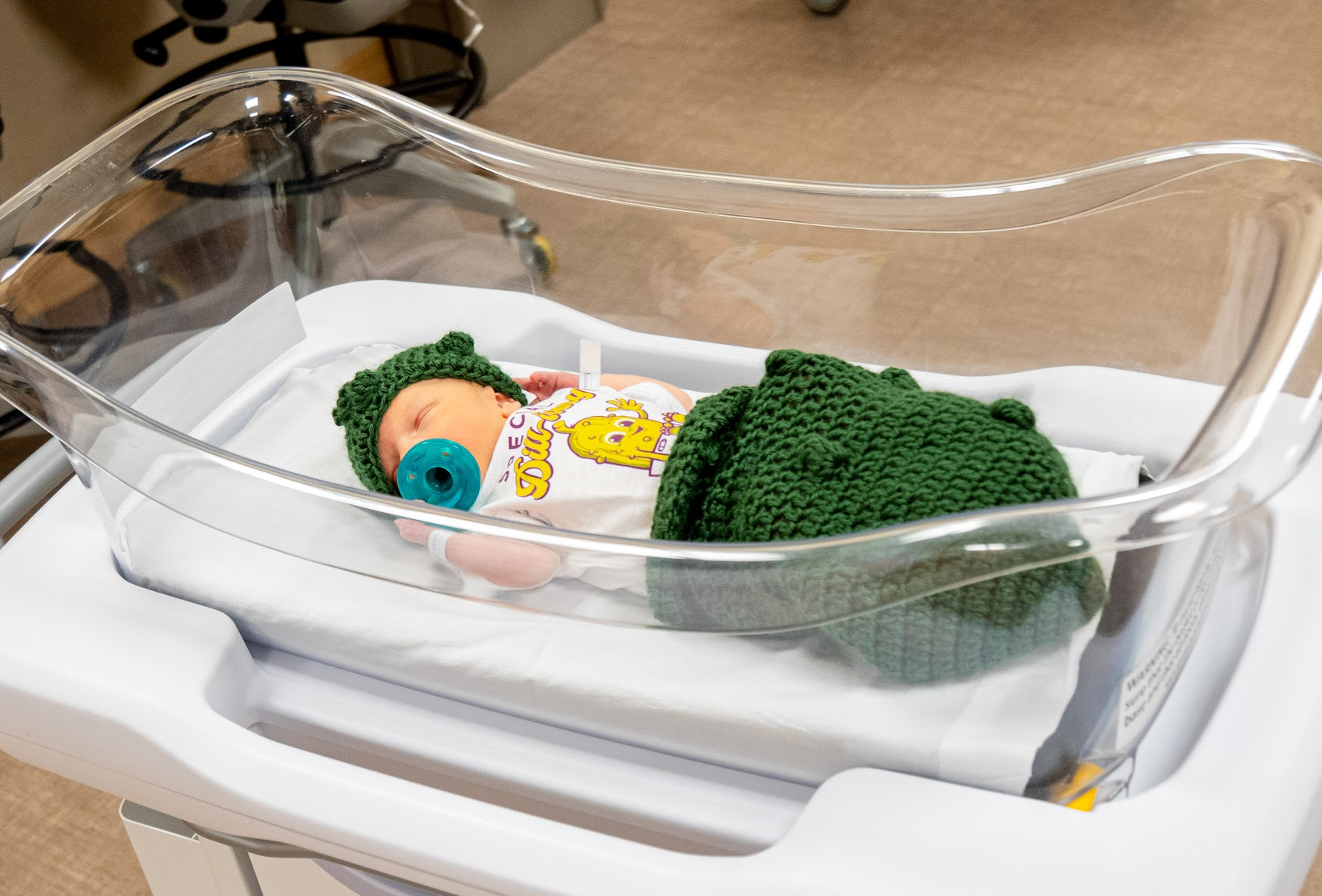 These Newborns Dressed as Pickles Are the Photos You Need to Brighten Your Day