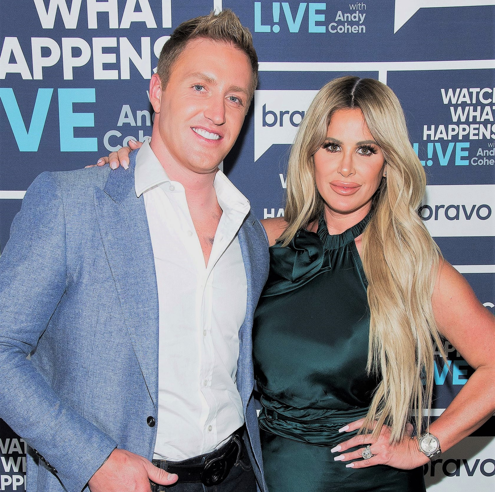 Kim Zolciak-Biermann Claims Delta Agent Removed Her Kids from Plane While She Was in Bathroom