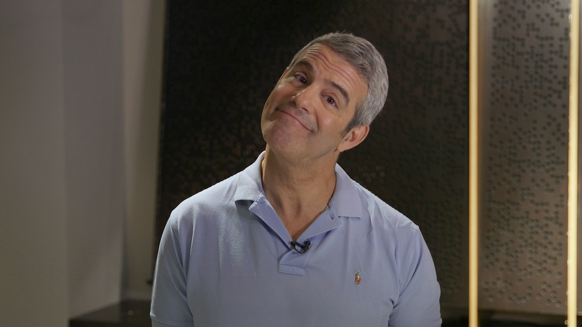 New Dad Andy Cohen Spills the Tea on Life with a 6-Month-Old