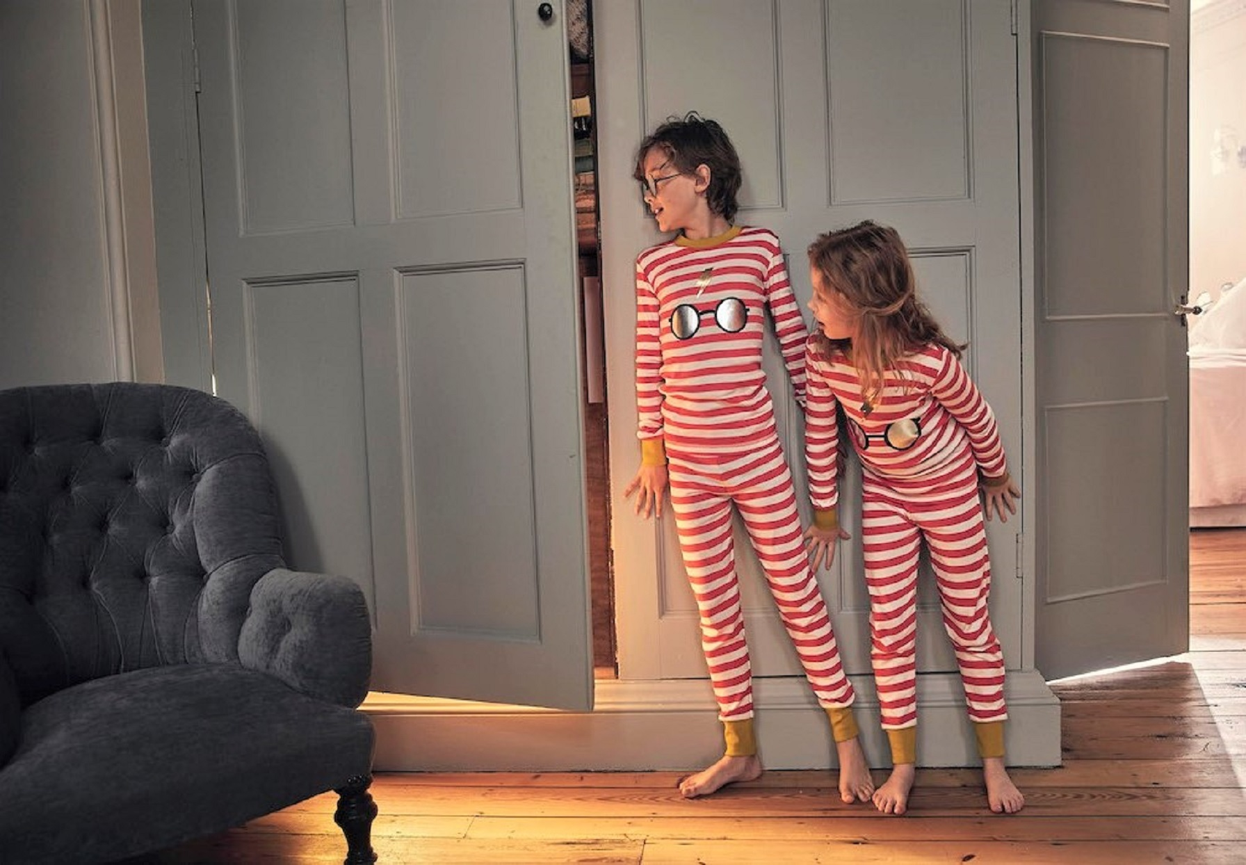Harry Potter Fans Will Find Mini Boden's New Children's Clothing Collection Enchanting