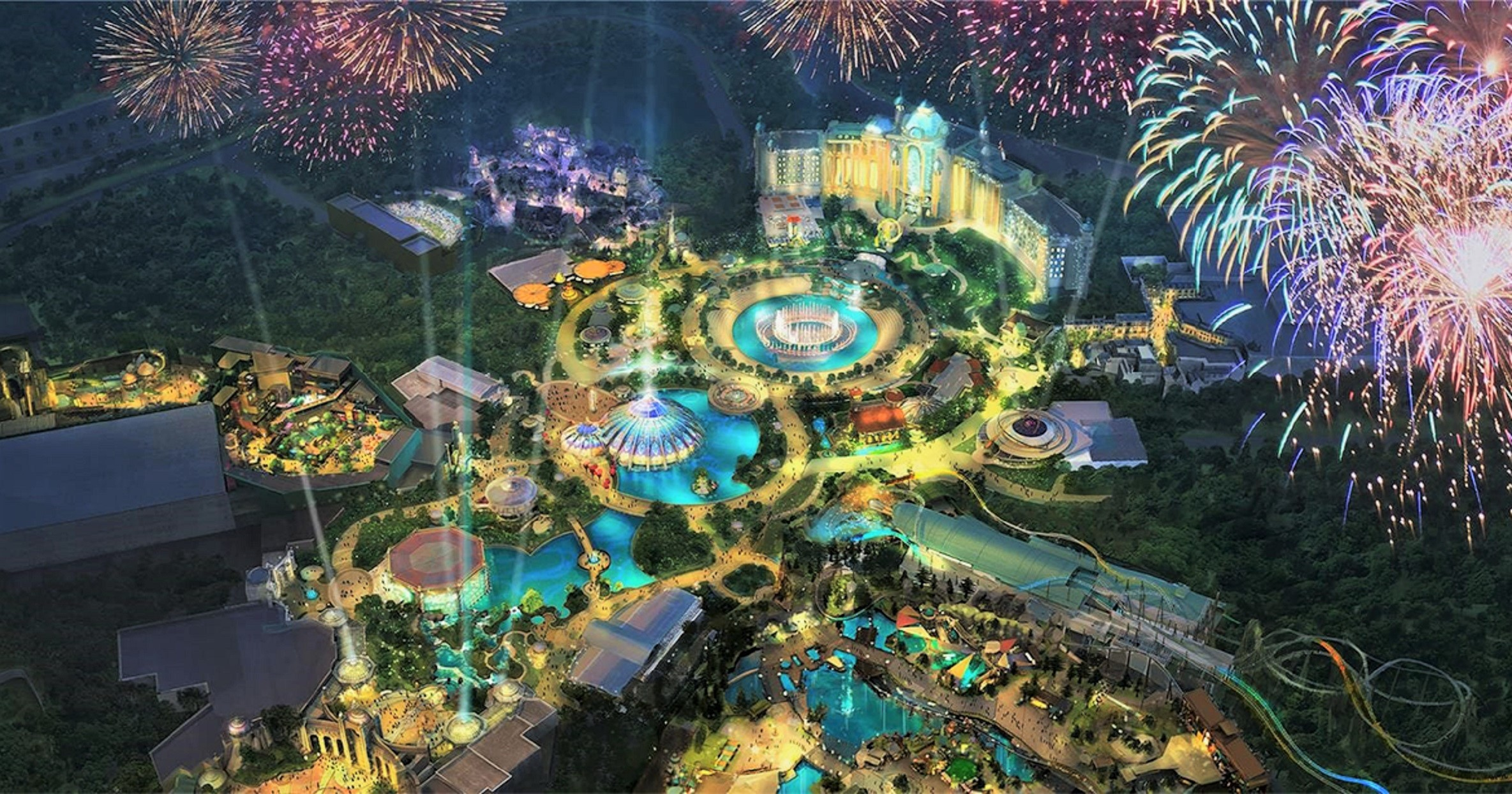 Universal Orlando Announces a New Theme Park, Epic Universe — Here's Everything We Know So Far