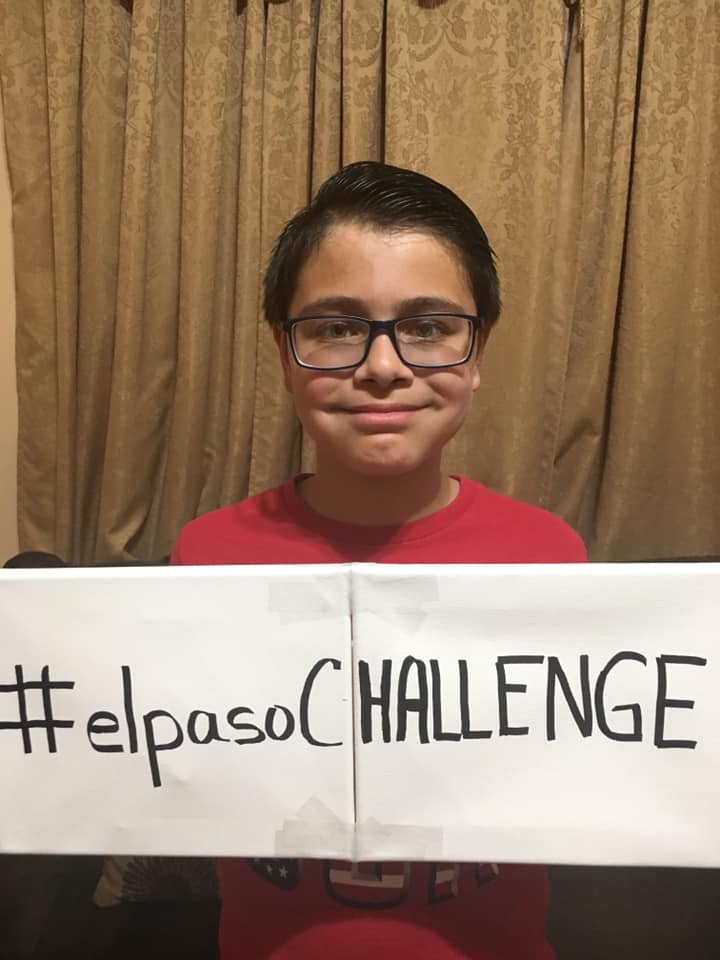 11-Year-Old Starts 'El Paso Challenge' to Help Community Heal After Mass Shooting