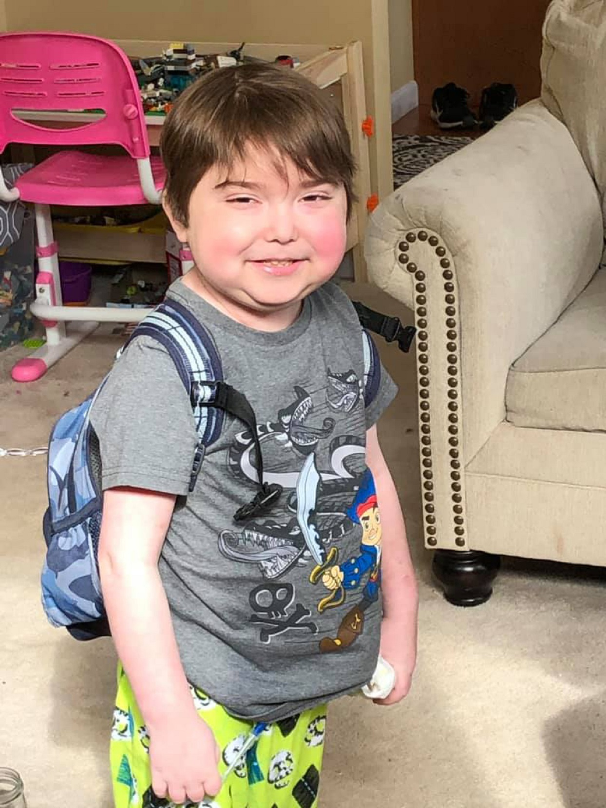 This 6-Year-Old Boy Has a Disease So Rare Doctors Say He Is the First to Have It