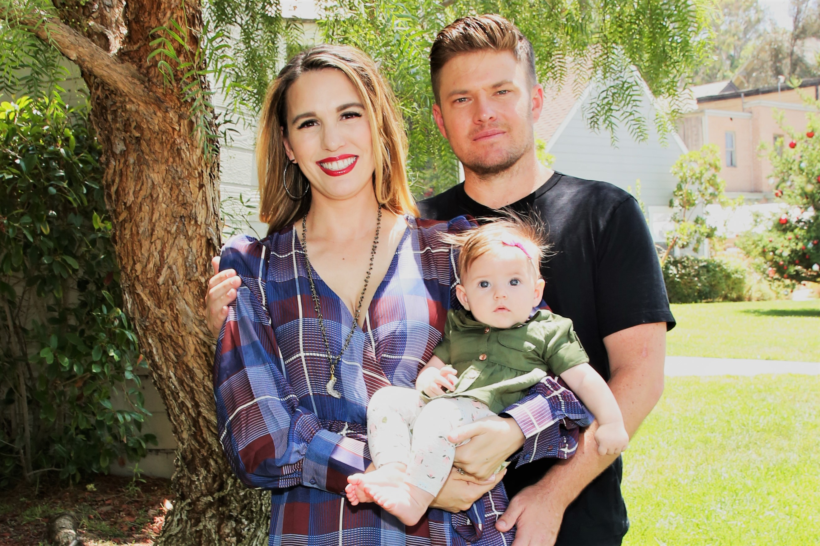 Christy Carlson Romano Is 'Shook' After Having to Take Daughter, 5 Months, to the Hospital