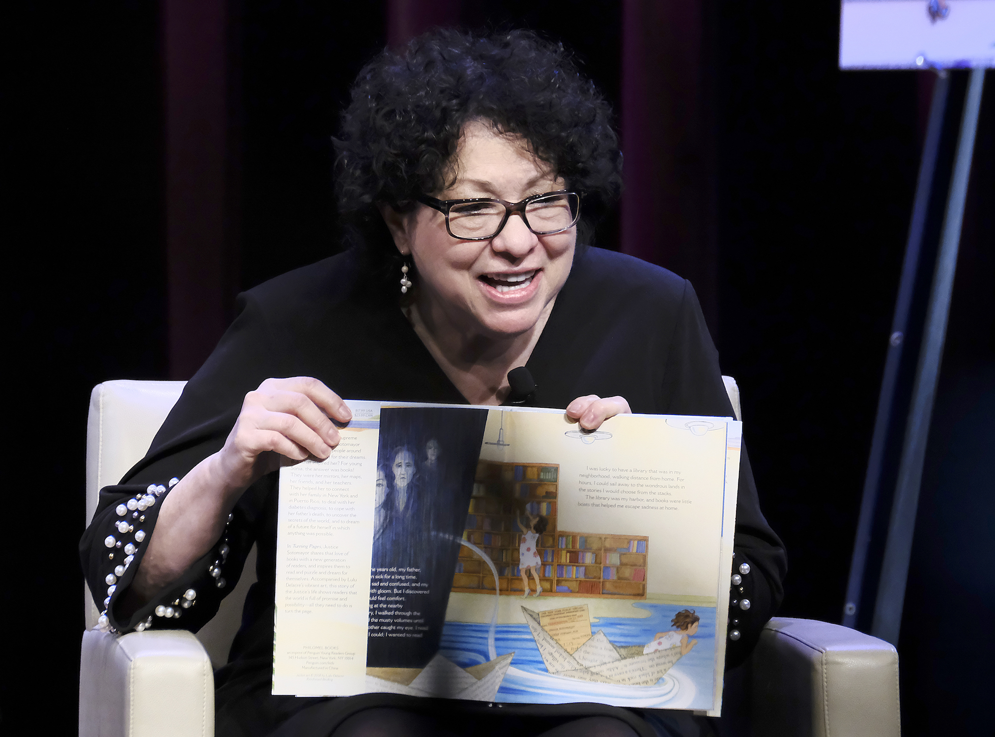 Supreme Court Justice Sonia Sotomayor on Celebrating Our Differences