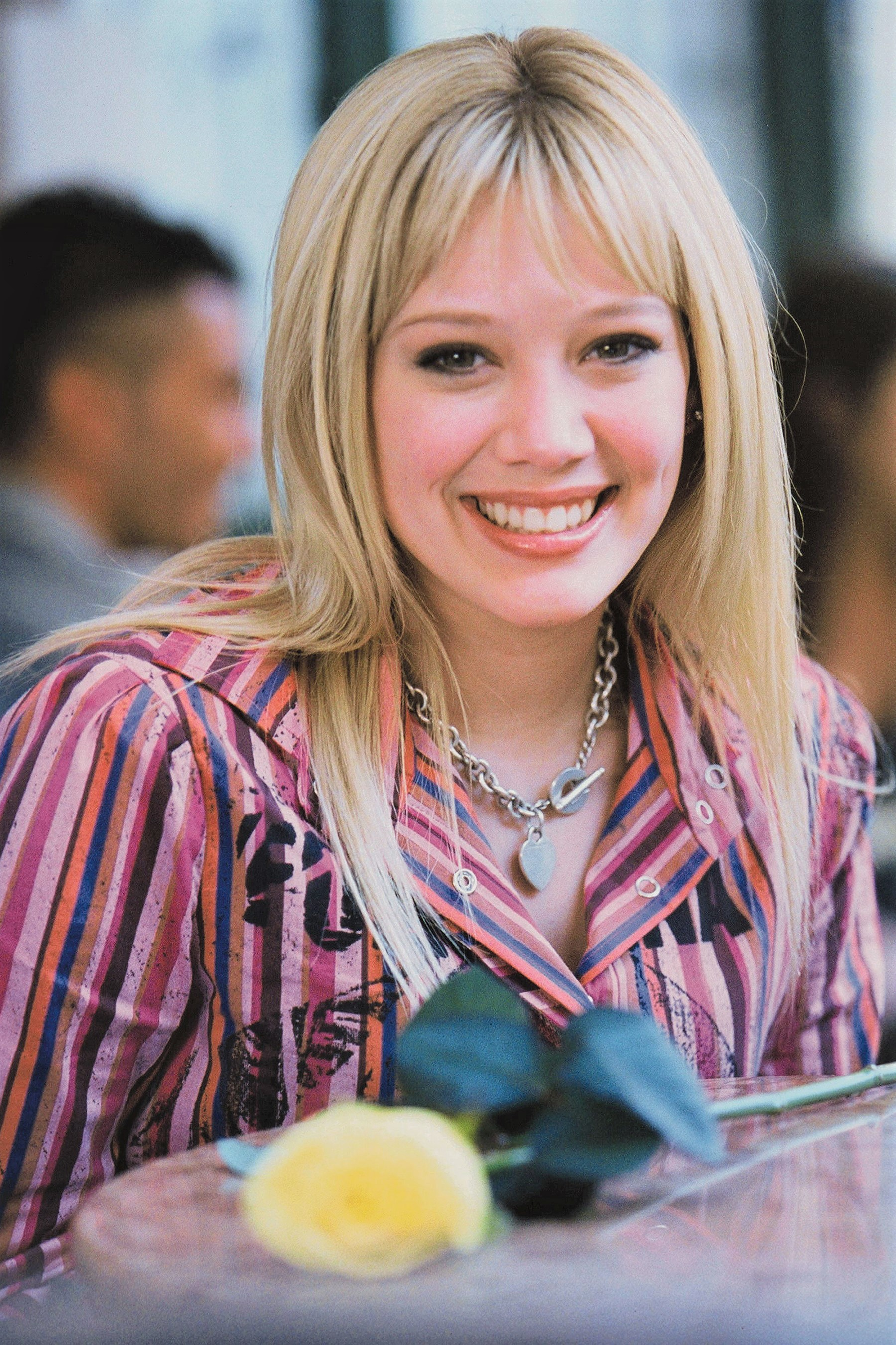 Hilary Duff to Star in Lizzie McGuire Reboot from Disney+