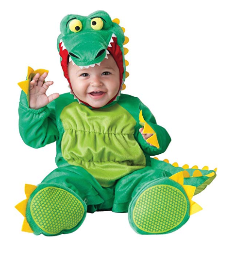 Alligator Baby Halloween Costume