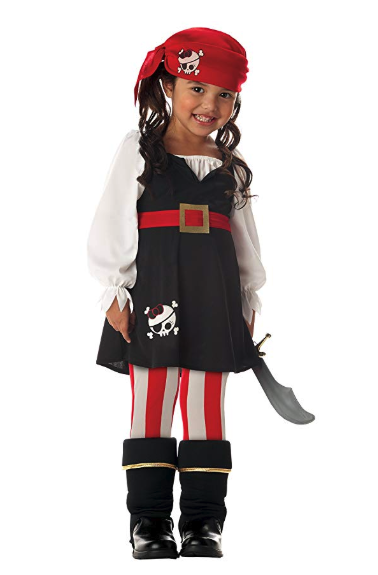 Pirate Halloween Costume for Toddlers