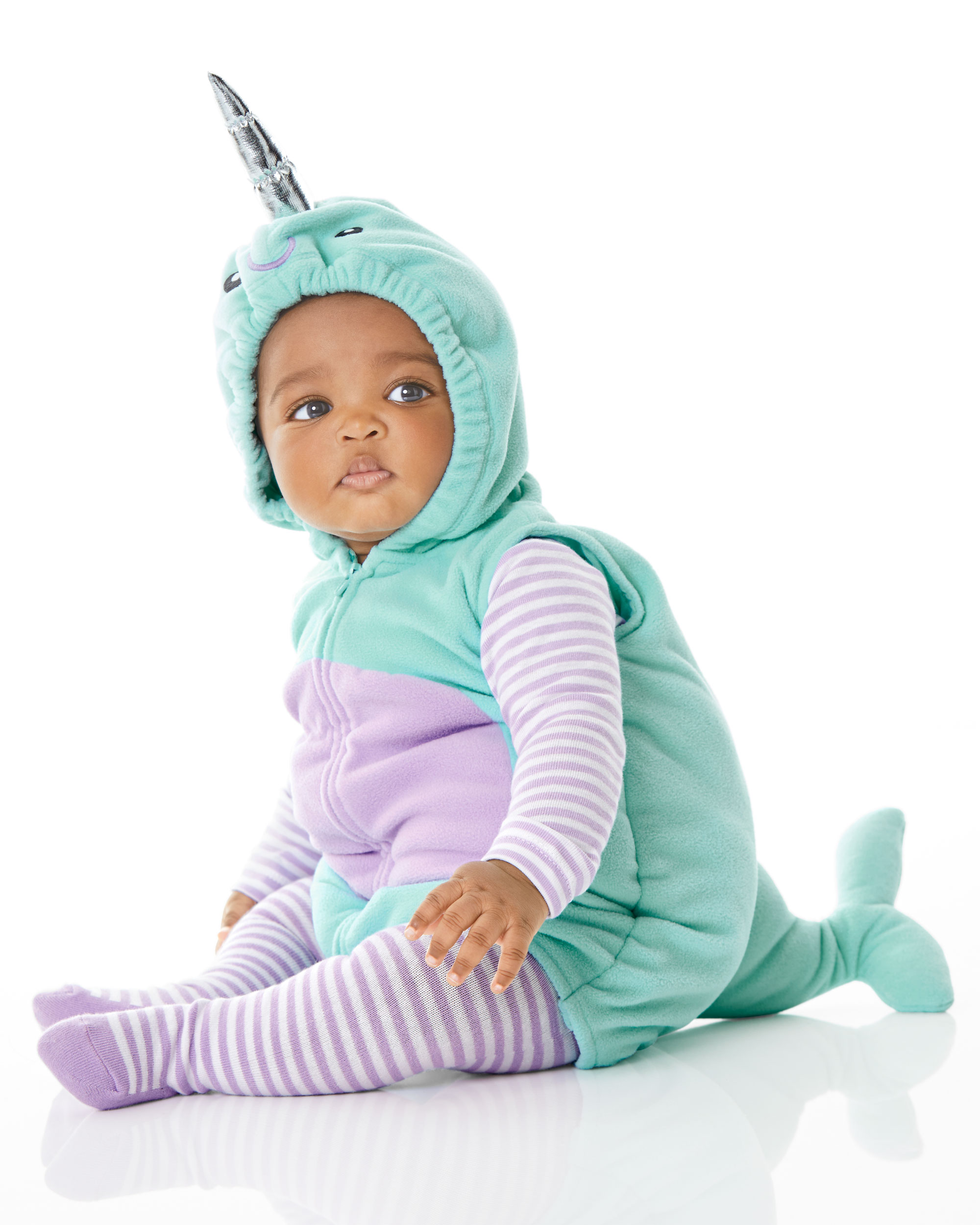 Narwhal Funny Baby Halloween Costume
